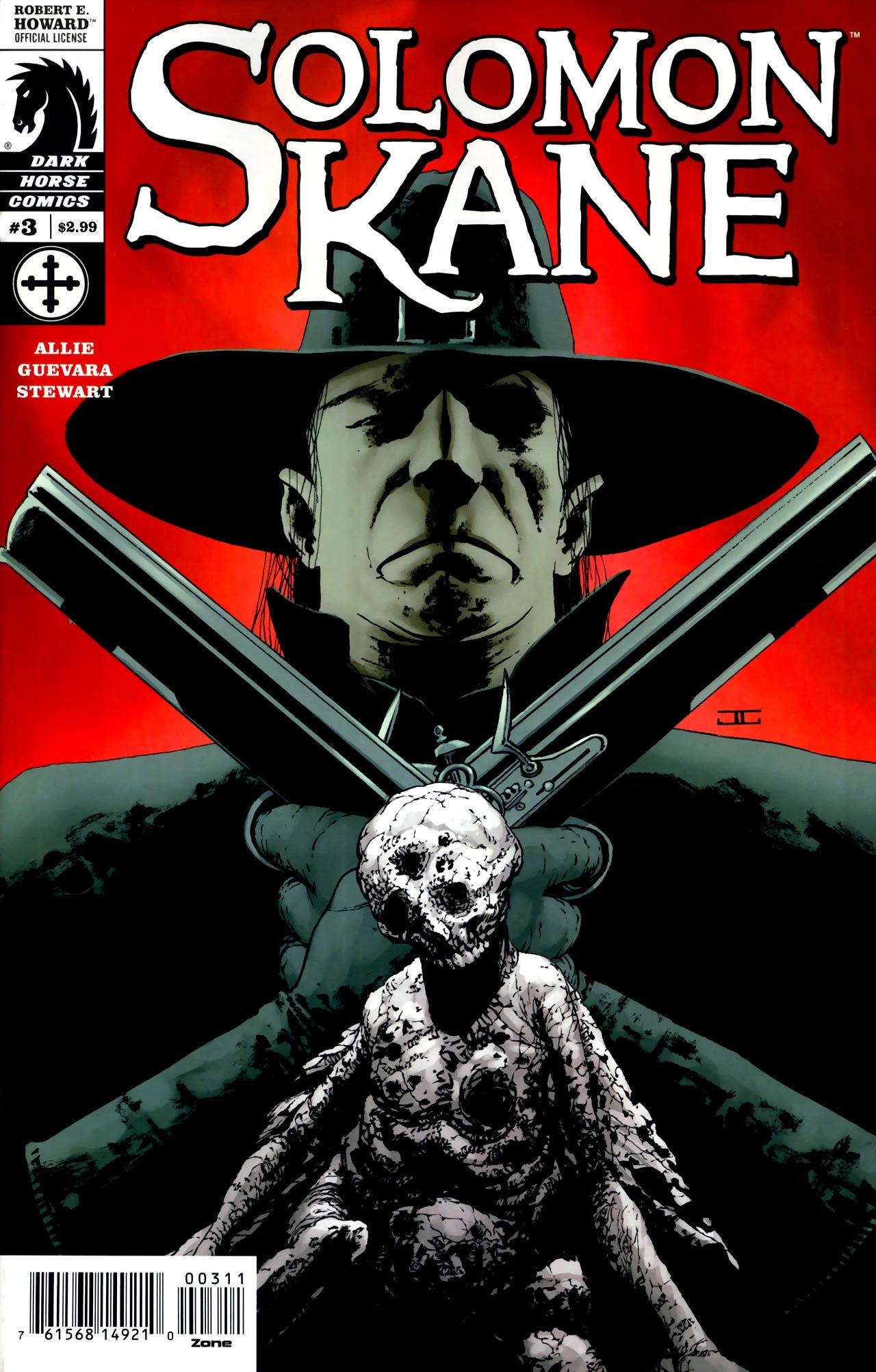 Read online Solomon Kane comic -  Issue #3 - 1