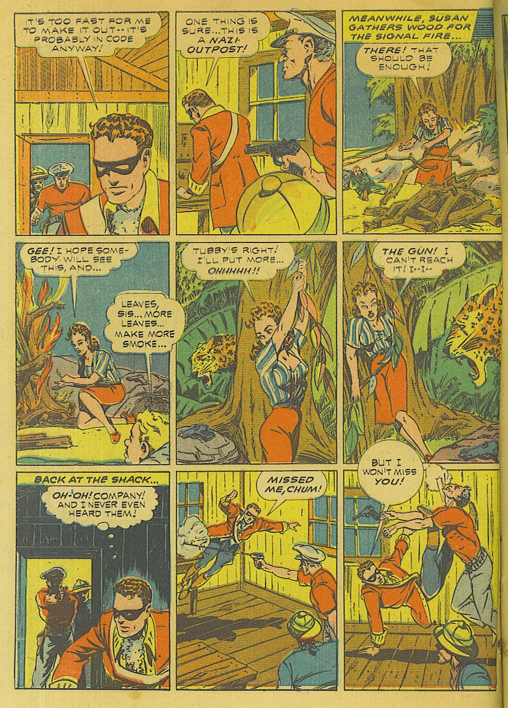 Green Hornet Comics issue 10 - Page 5
