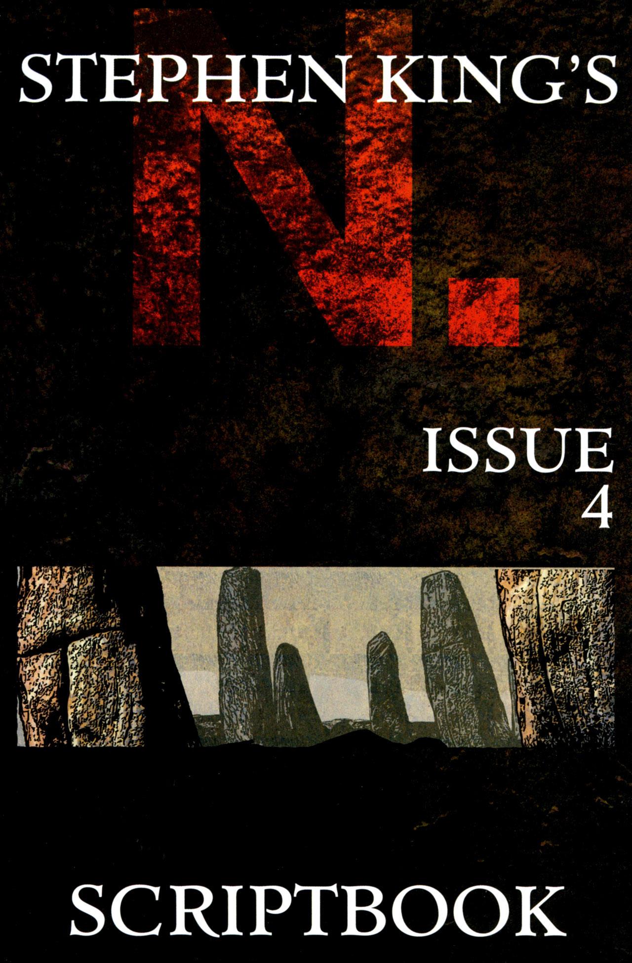 Read online Stephen King's N. comic -  Issue #4 - 25