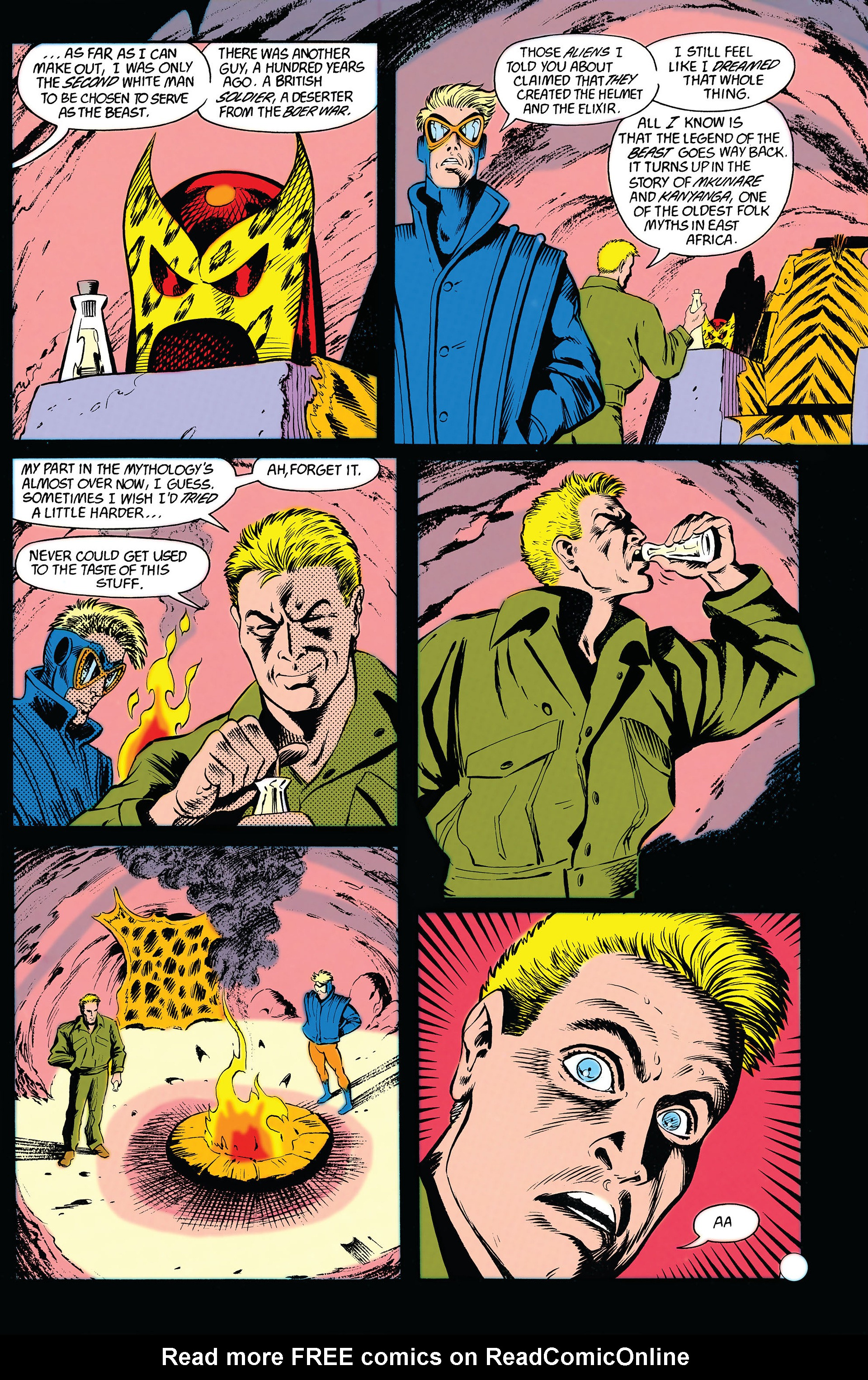 Read online Animal Man (1988) comic -  Issue #13 - 8