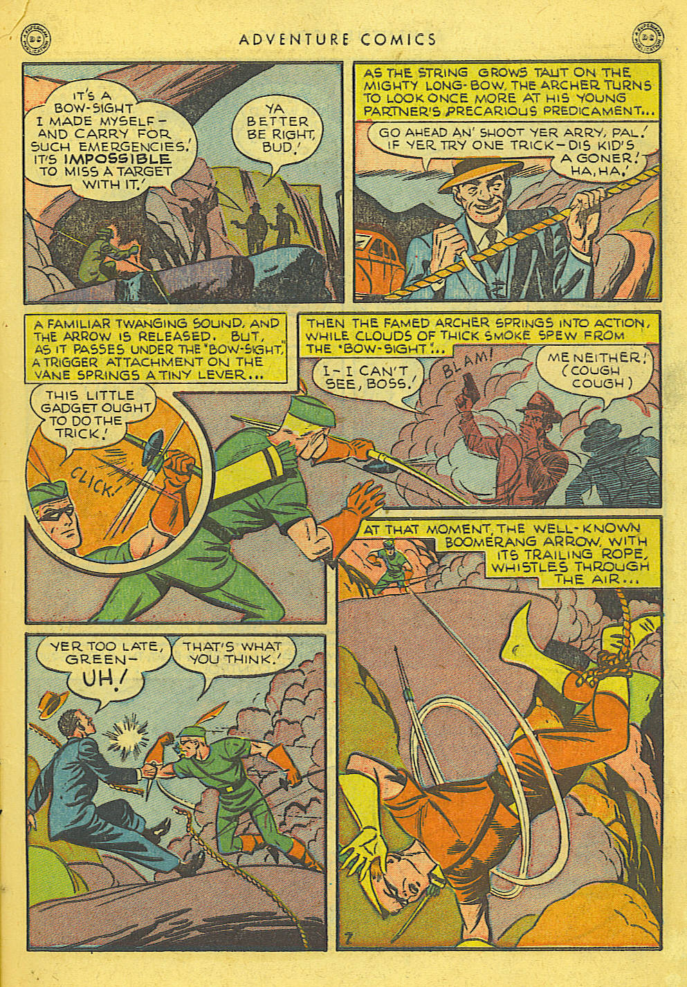 Read online Adventure Comics (1938) comic -  Issue #127 - 8