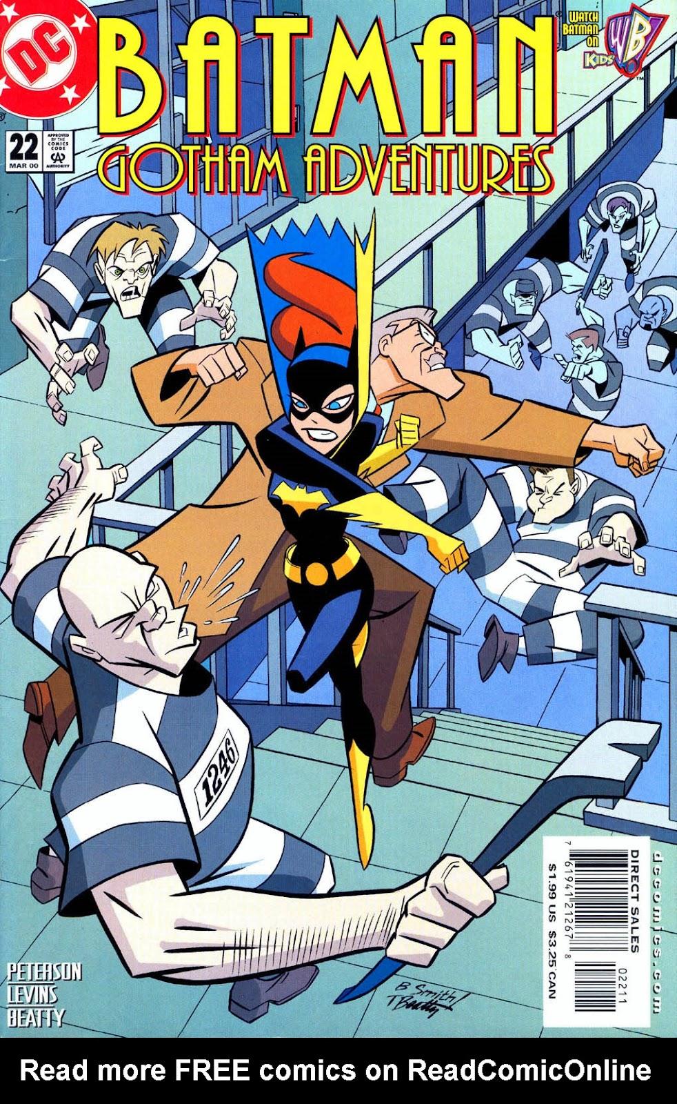 batman gotham adventures issue 22 viewcomic reading. Black Bedroom Furniture Sets. Home Design Ideas