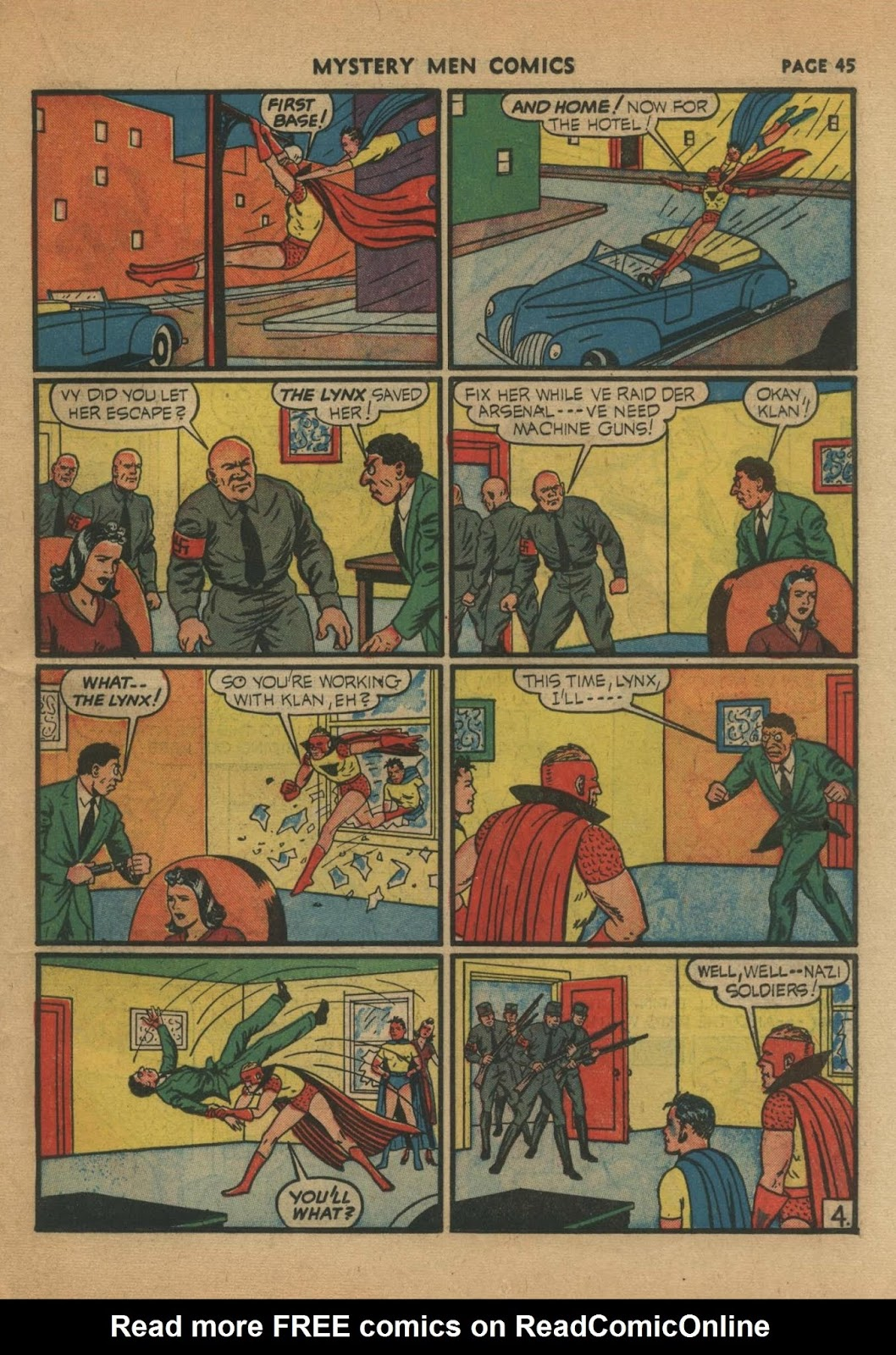 Mystery Men Comics issue 24 - Page 47