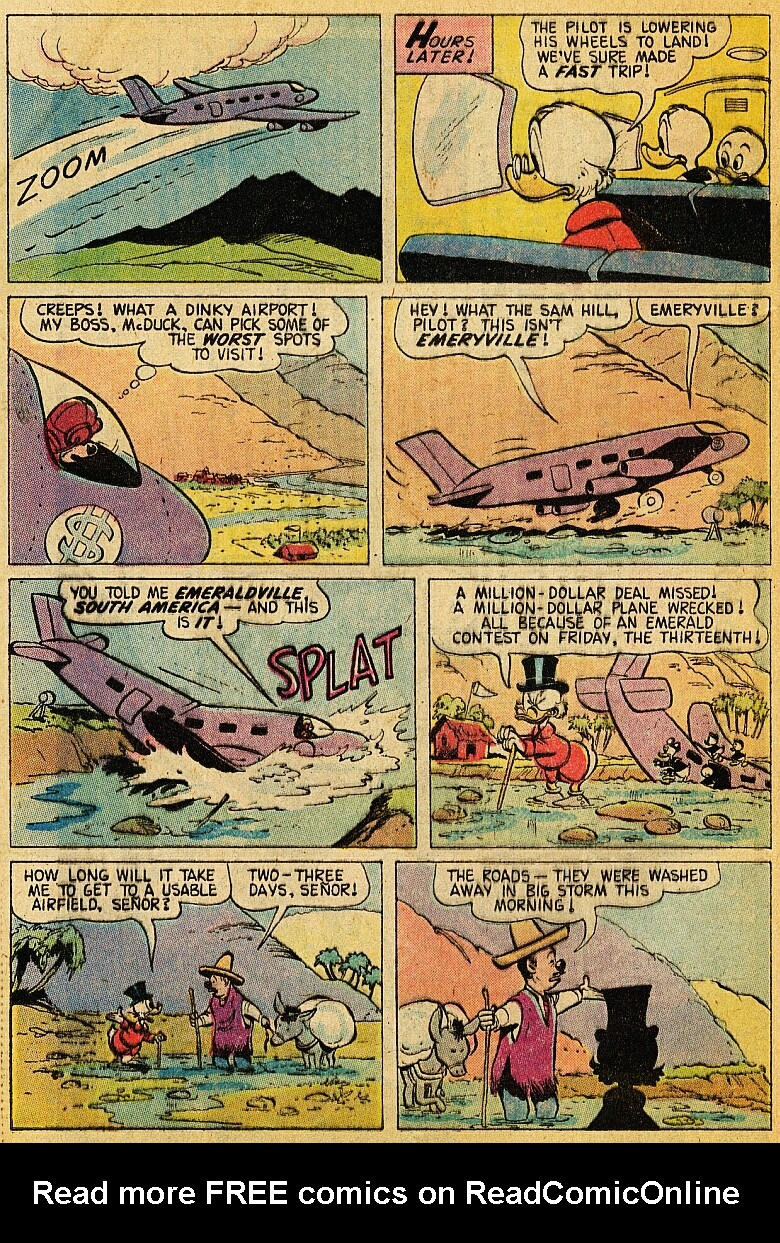 Read online Uncle Scrooge (1953) comic -  Issue #157 - 24