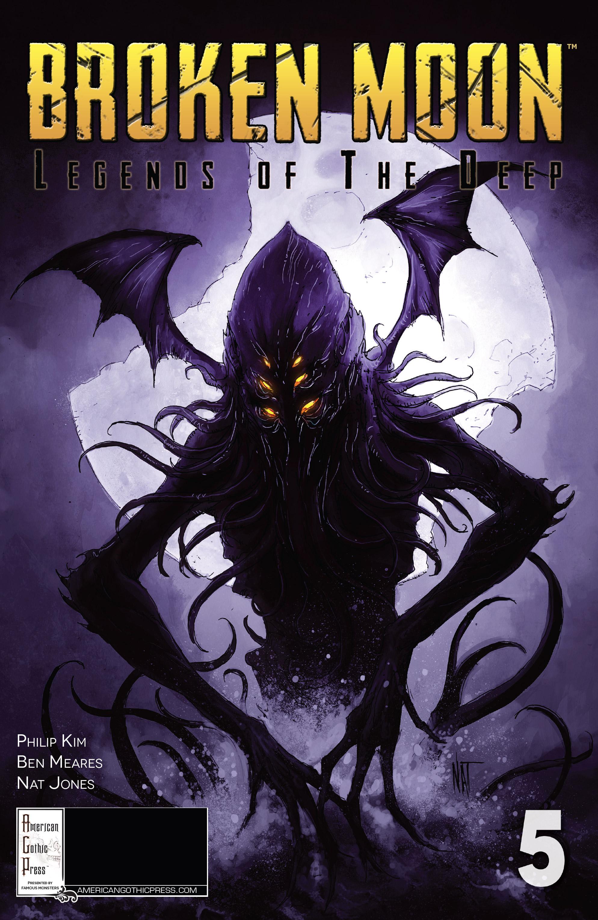 Broken Moon: Legends of the Deep 5 Page 1