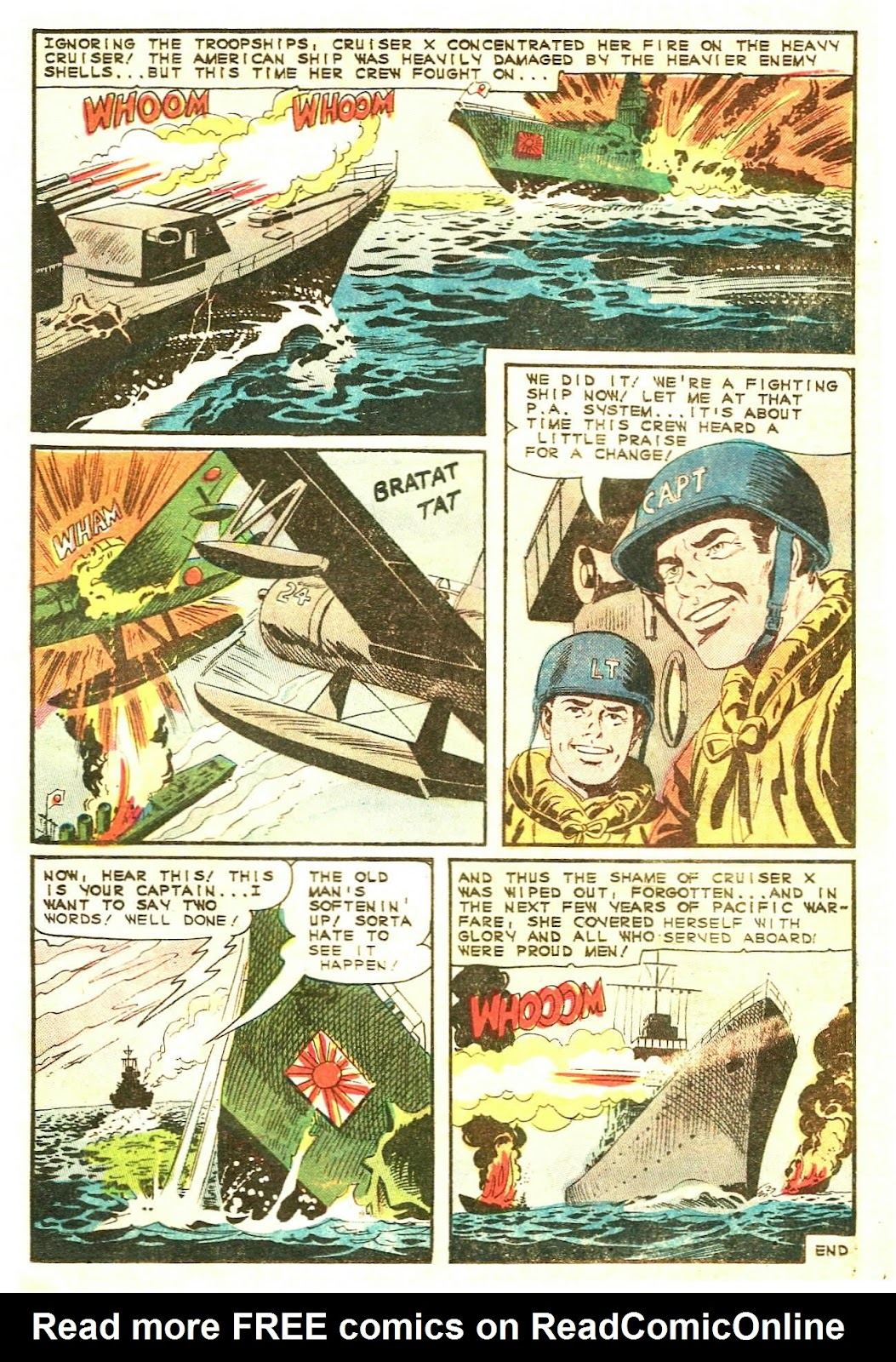 Read online Fightin' Navy comic -  Issue #123 - 21