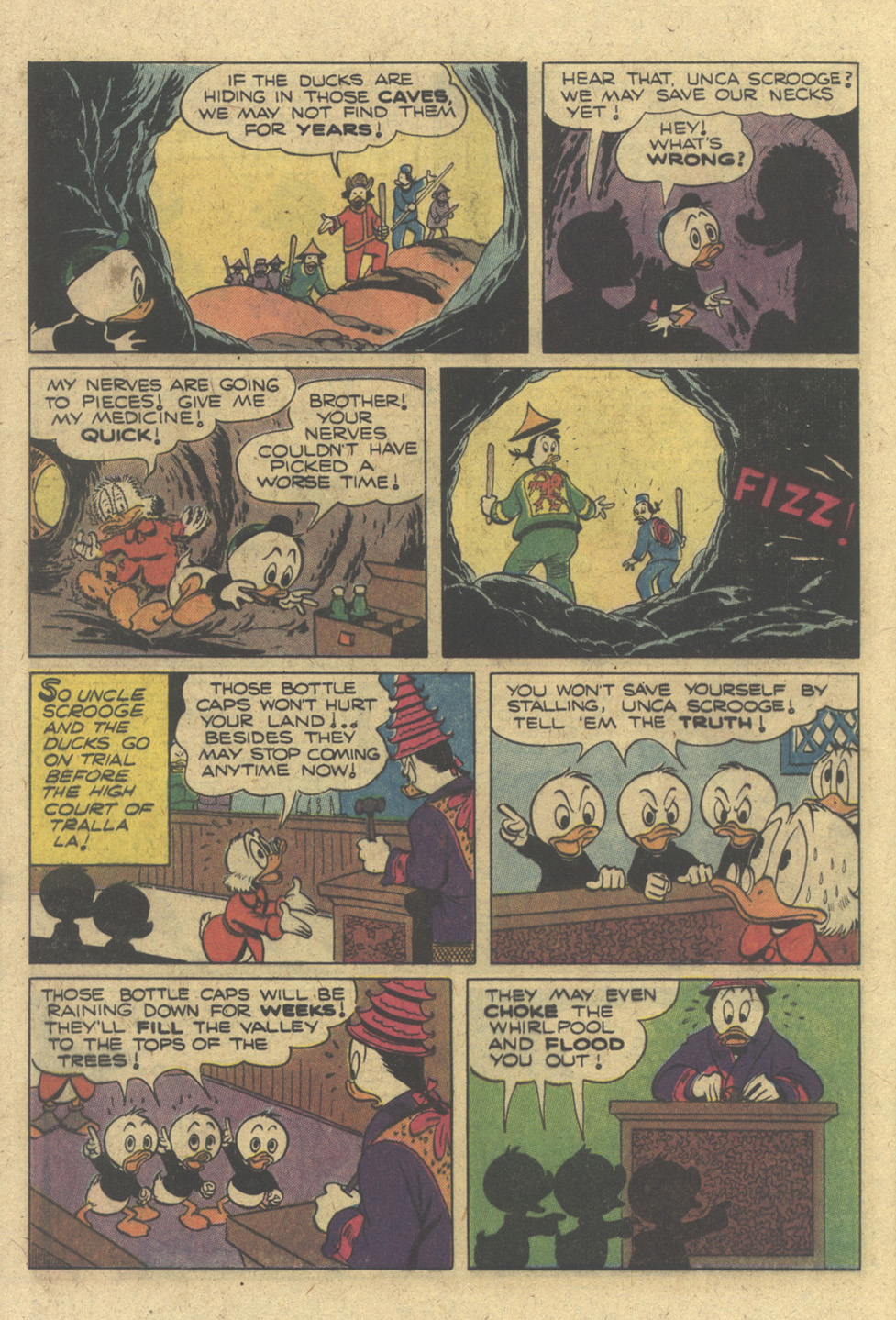 Read online Uncle Scrooge (1953) comic -  Issue #183 - 28