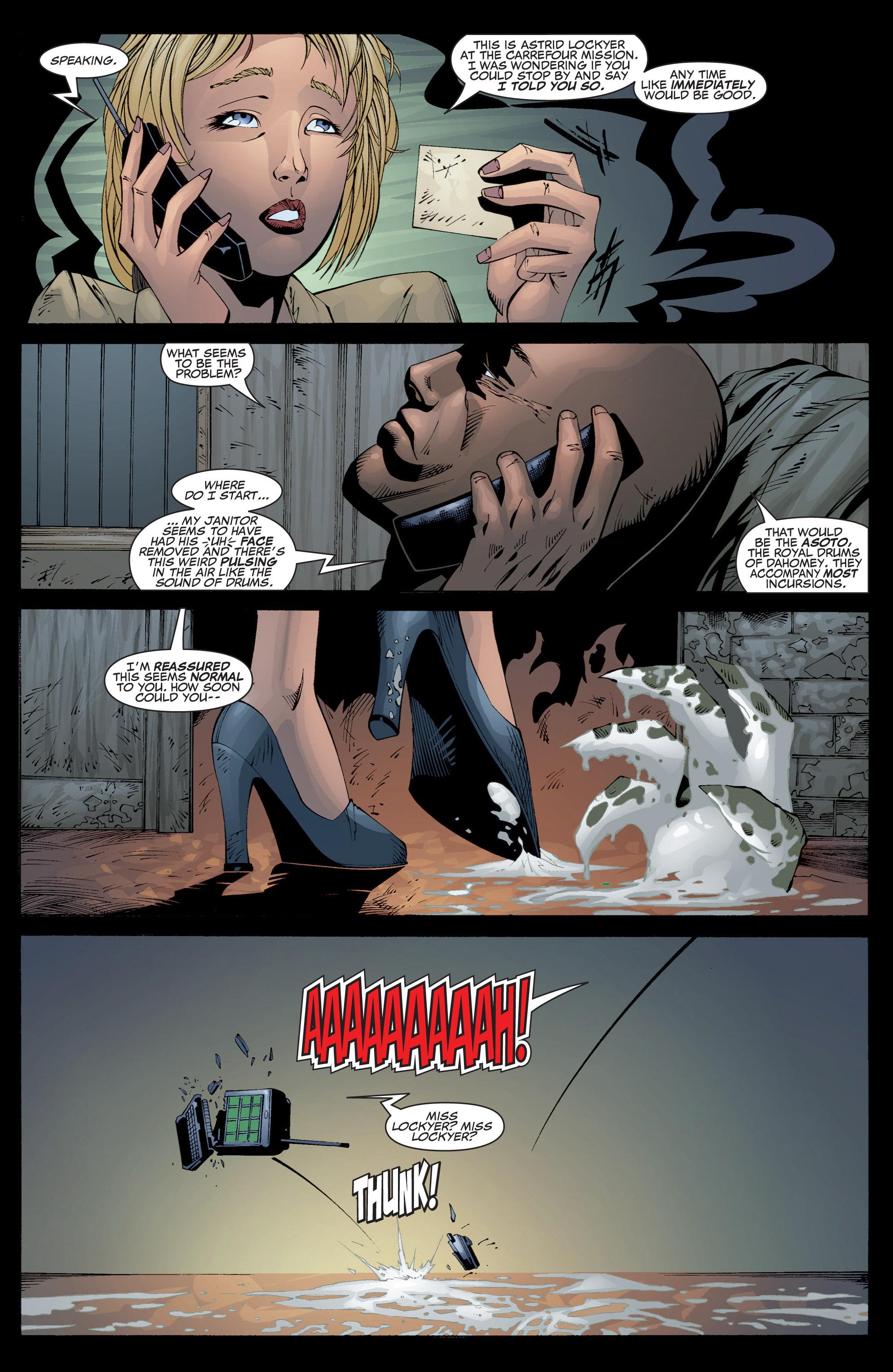 Read online Shadowman (1999) comic -  Issue #1 - 31