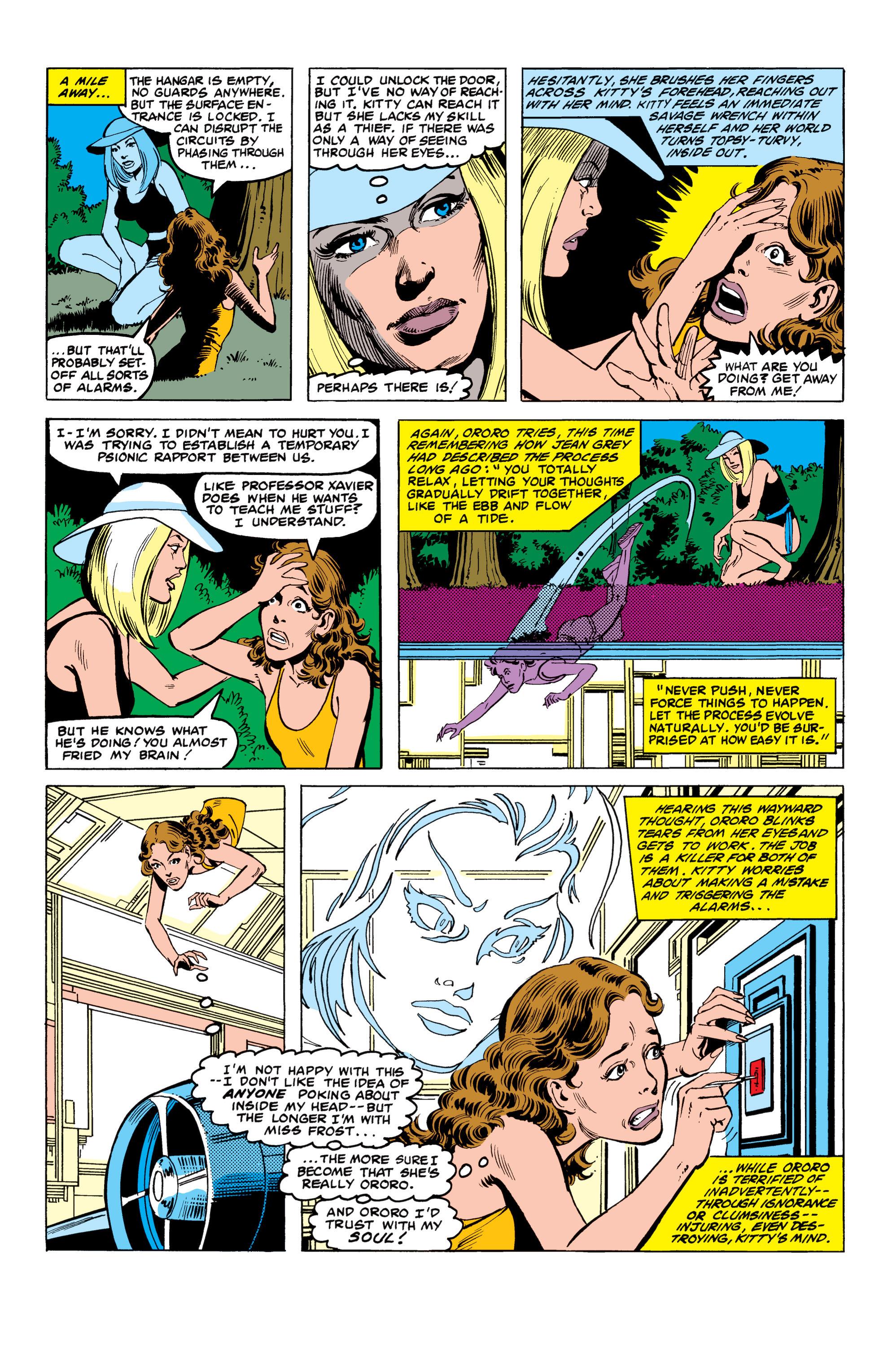Read online Uncanny X-Men (1963) comic -  Issue #152 - 13
