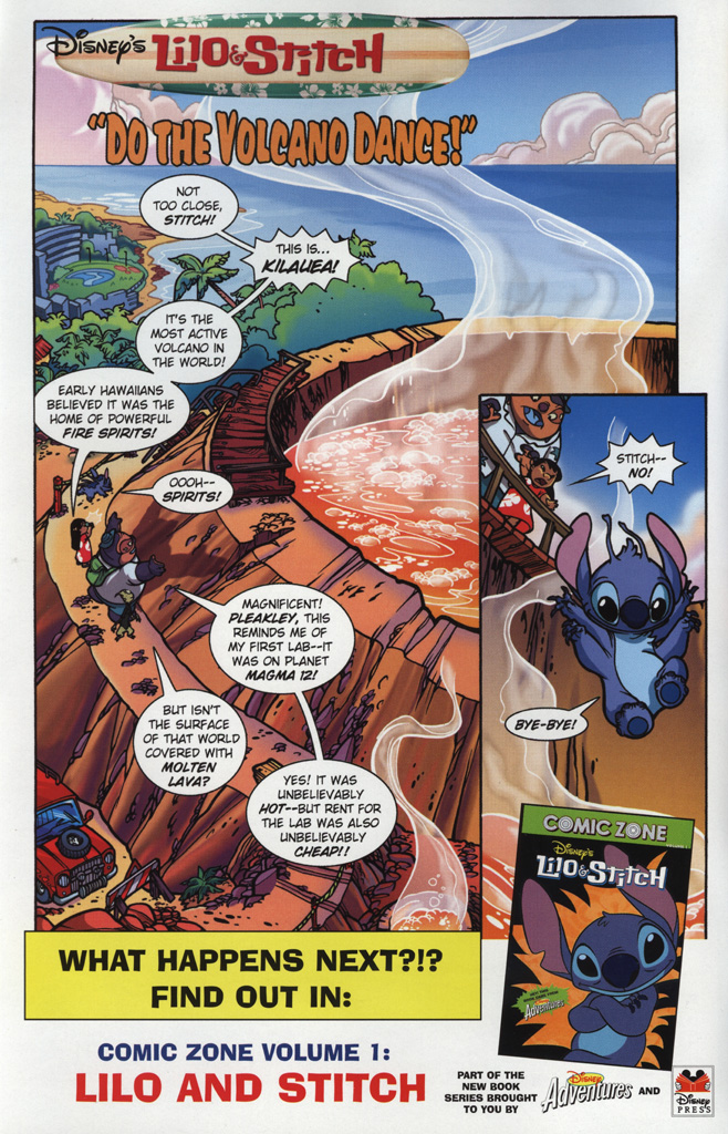 Read online Sonic X comic -  Issue #8 - 2
