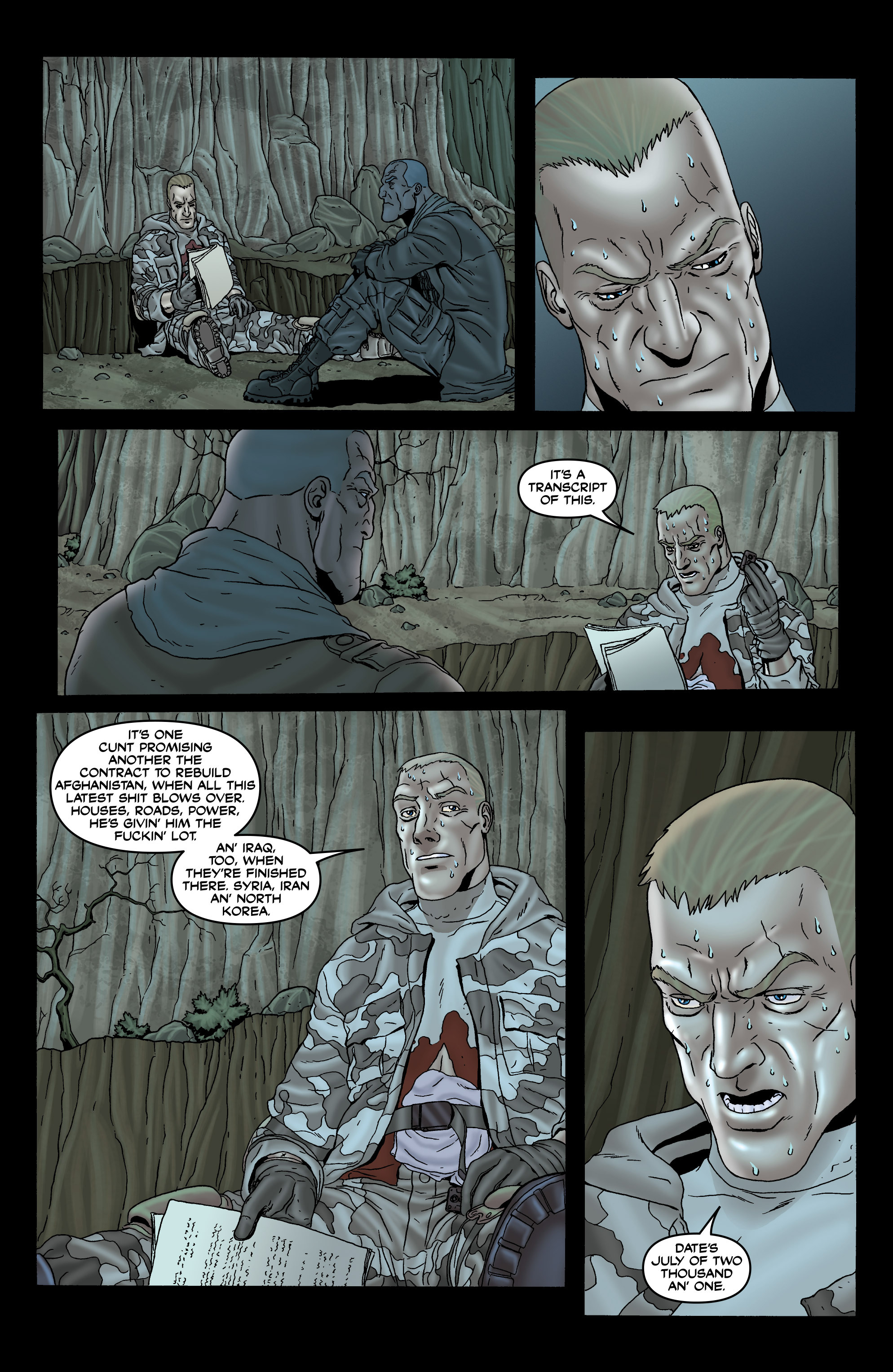 Read online 303 comic -  Issue #3 - 12