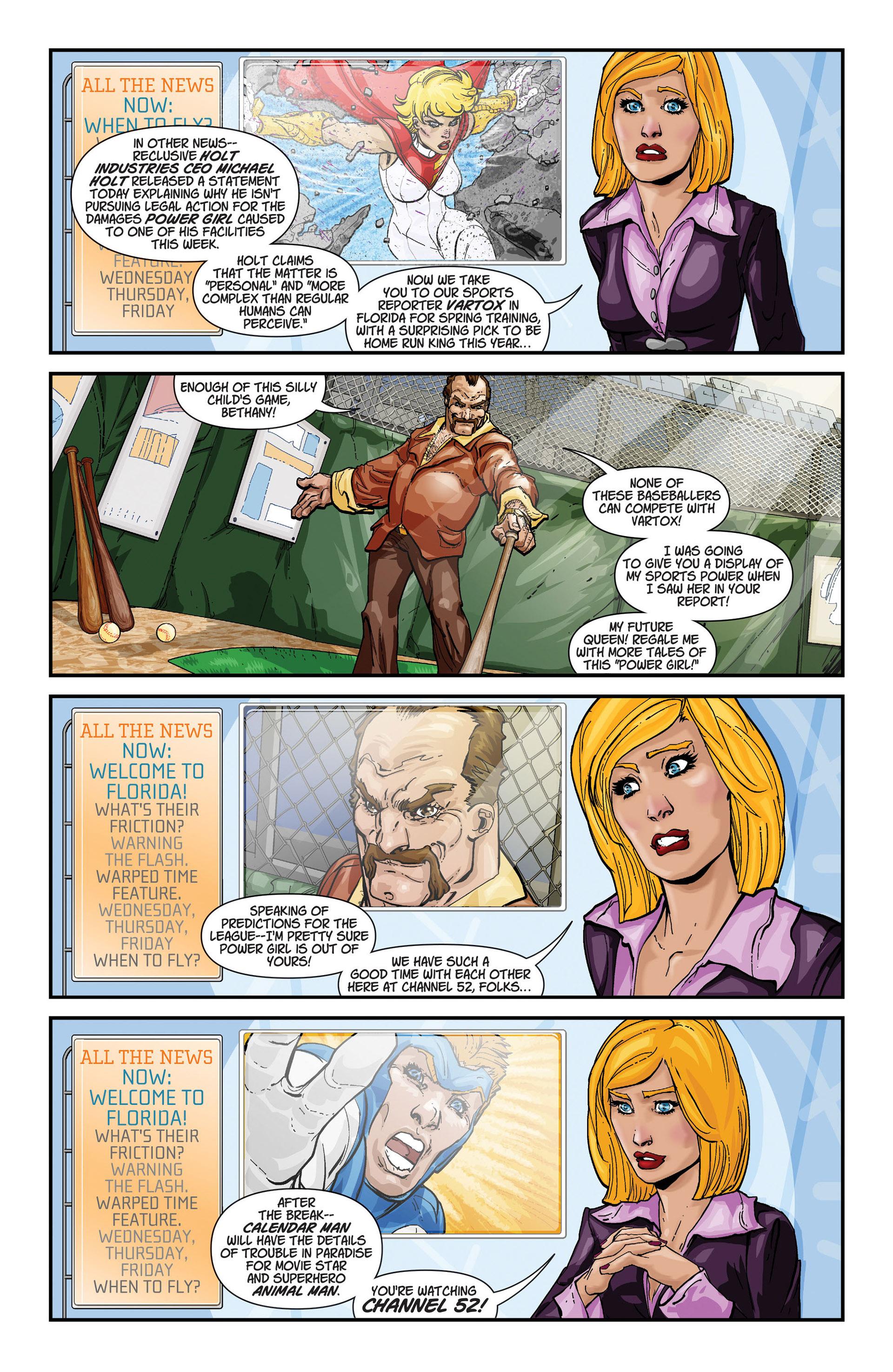 Read online Animal Man (2011) comic -  Issue #19 - 24