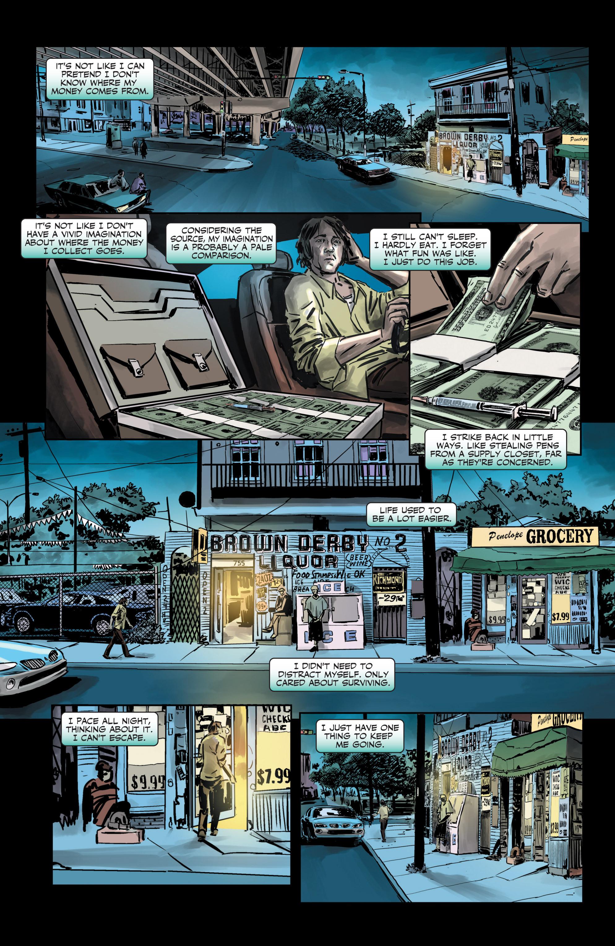 Read online Shadowman (2012) comic -  Issue #12 - 16