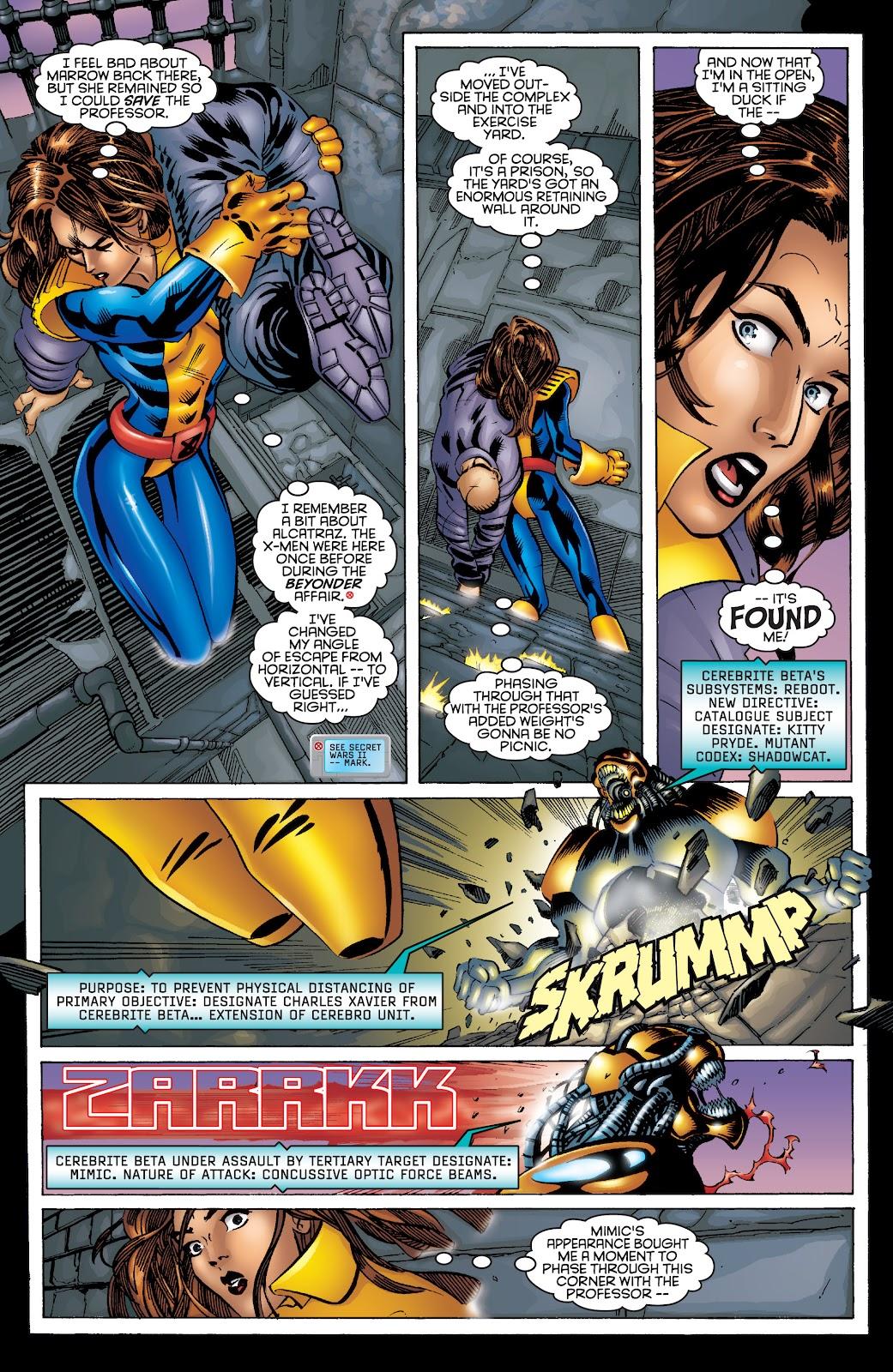 Uncanny X-Men (1963) issue 364 - Page 19
