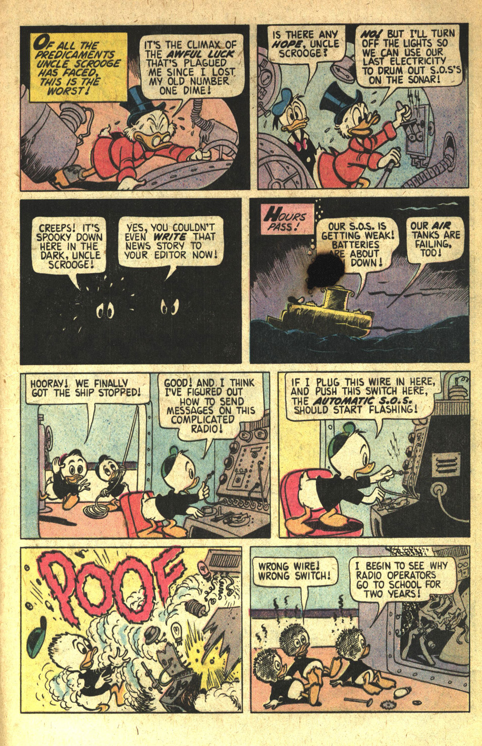 Read online Uncle Scrooge (1953) comic -  Issue #149 - 17