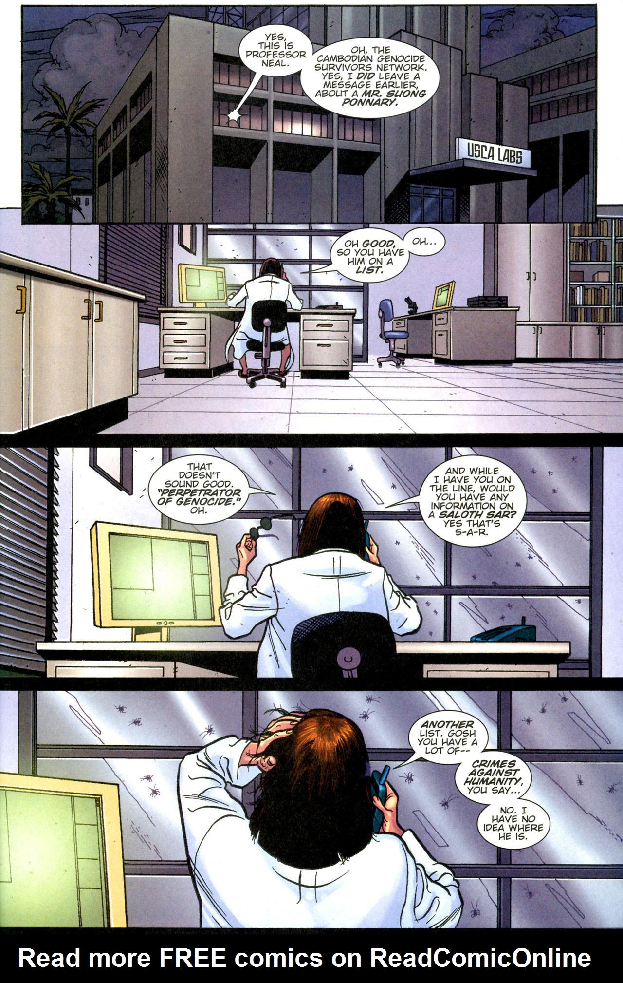 Read online The Exterminators comic -  Issue #12 - 19