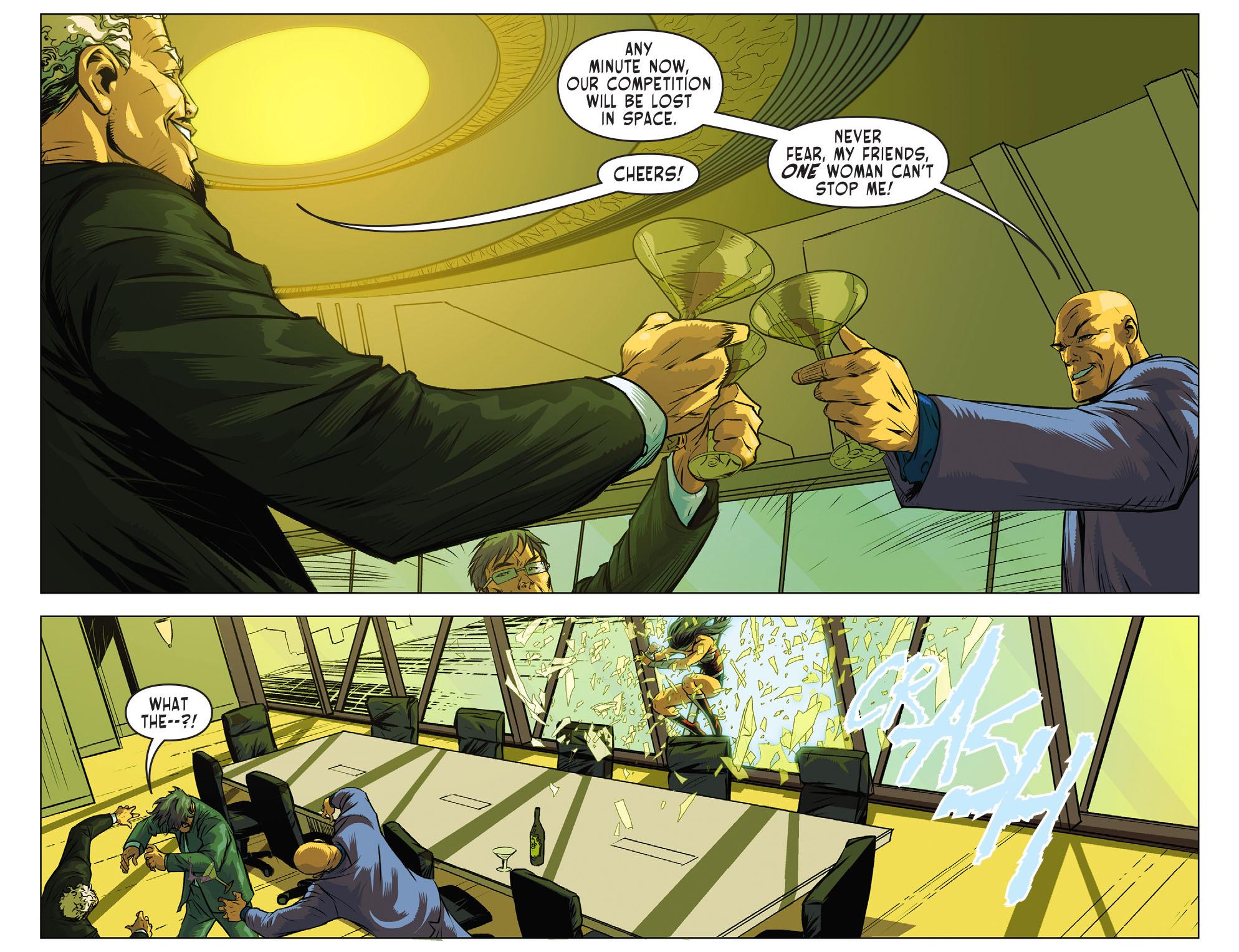 Read online Sensation Comics Featuring Wonder Woman comic -  Issue #25 - 21
