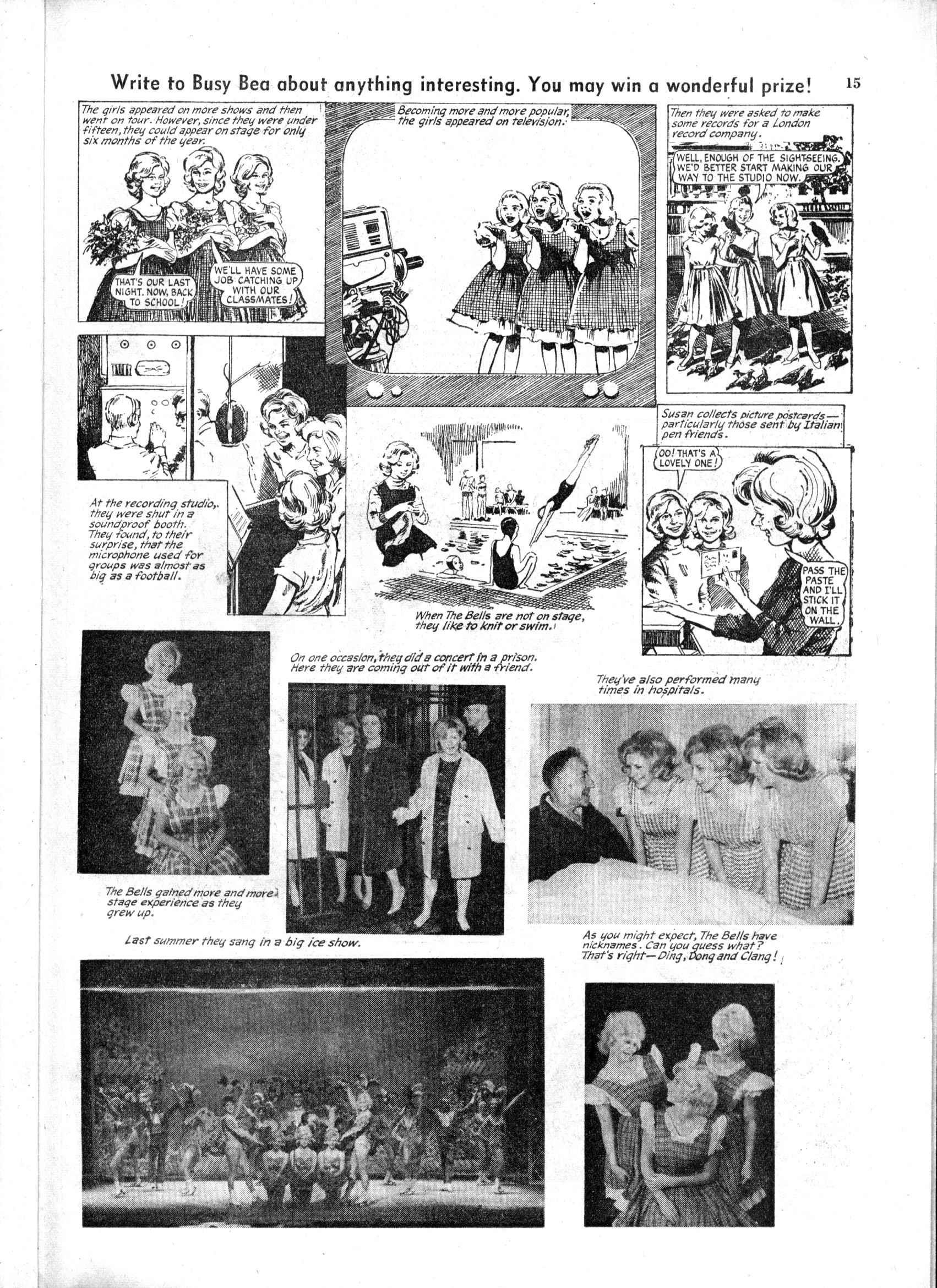Read online Judy comic -  Issue #165 - 15