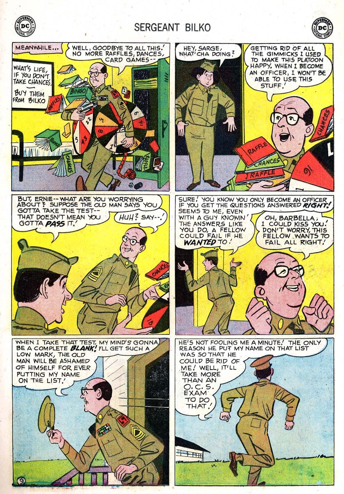 Sergeant Bilko issue 7 - Page 11