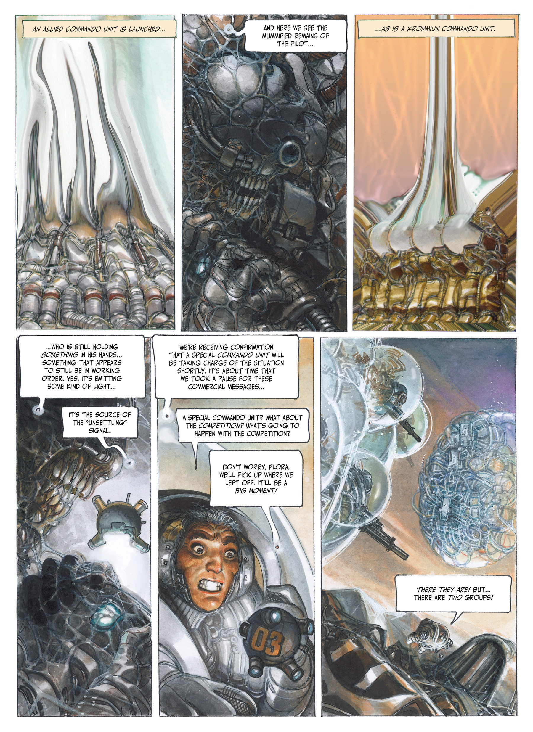 Read online The Fourth Power comic -  Issue #3 - 10