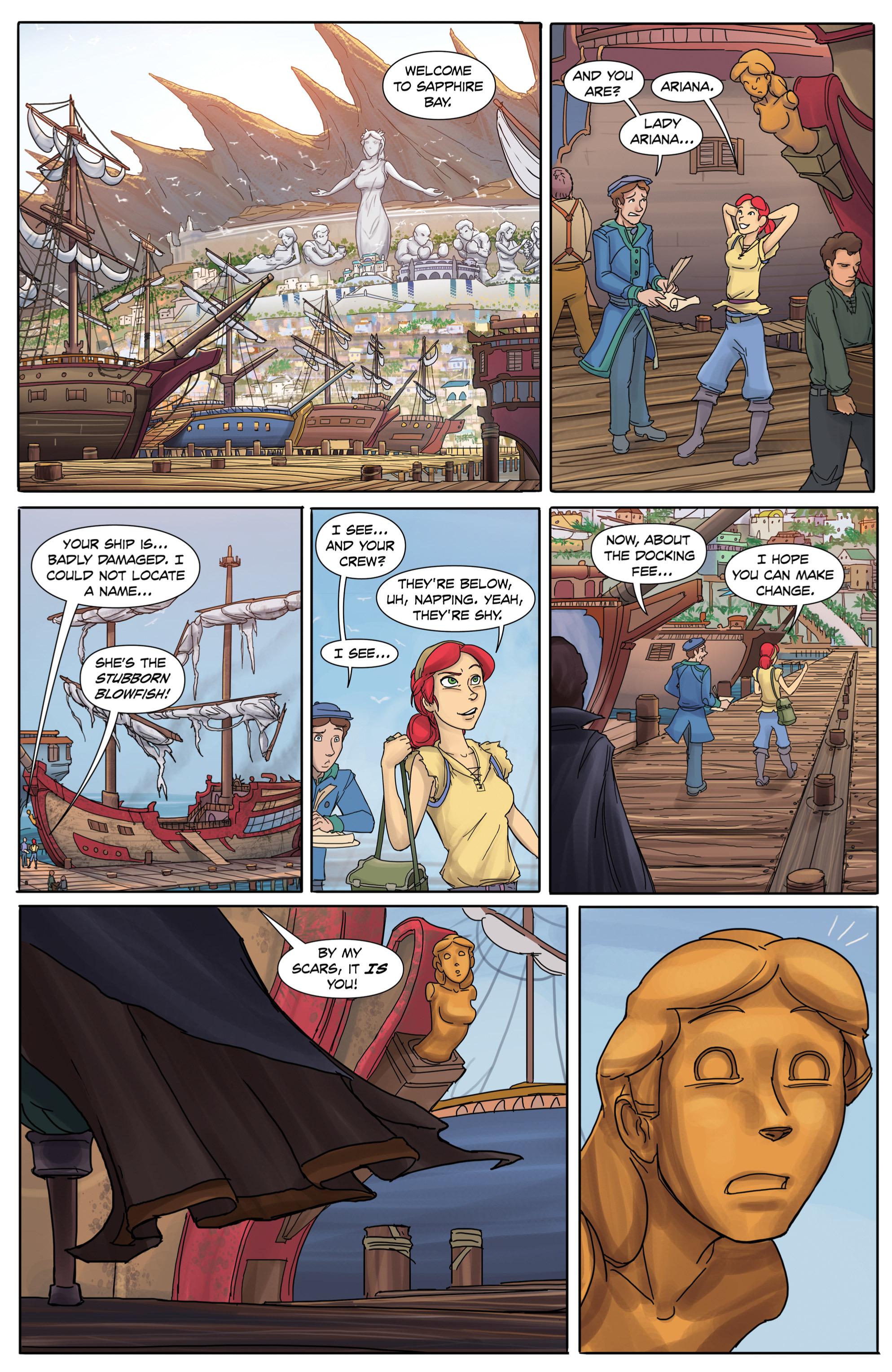 Read online Anne Bonnie comic -  Issue #2 - 12