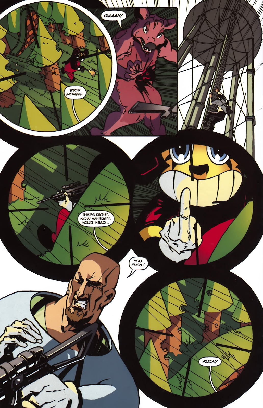 Read online Ricky Rouse Has A Gun comic -  Issue # TPB (Part 2) - 29