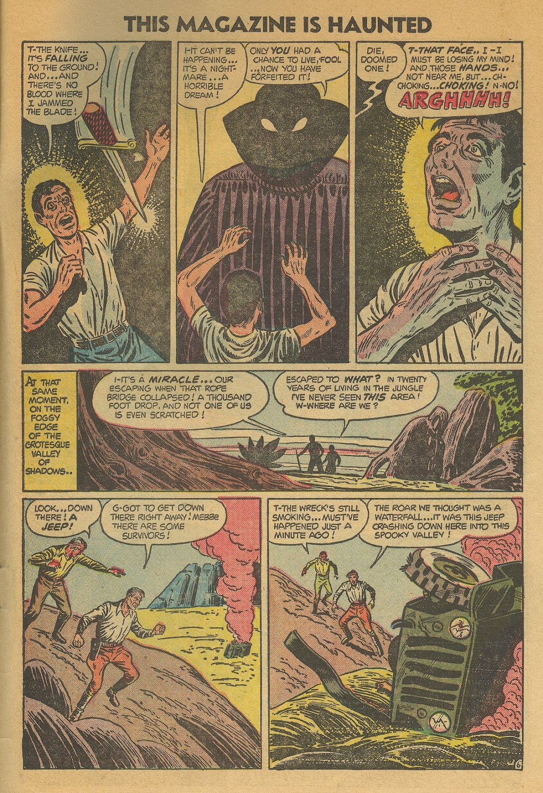 Read online This Magazine Is Haunted comic -  Issue #18 - 31