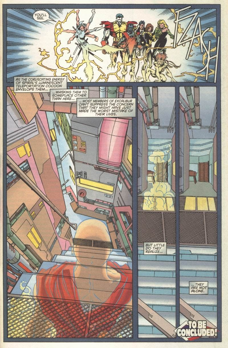 Excalibur (1988) issue 109 - Page 22