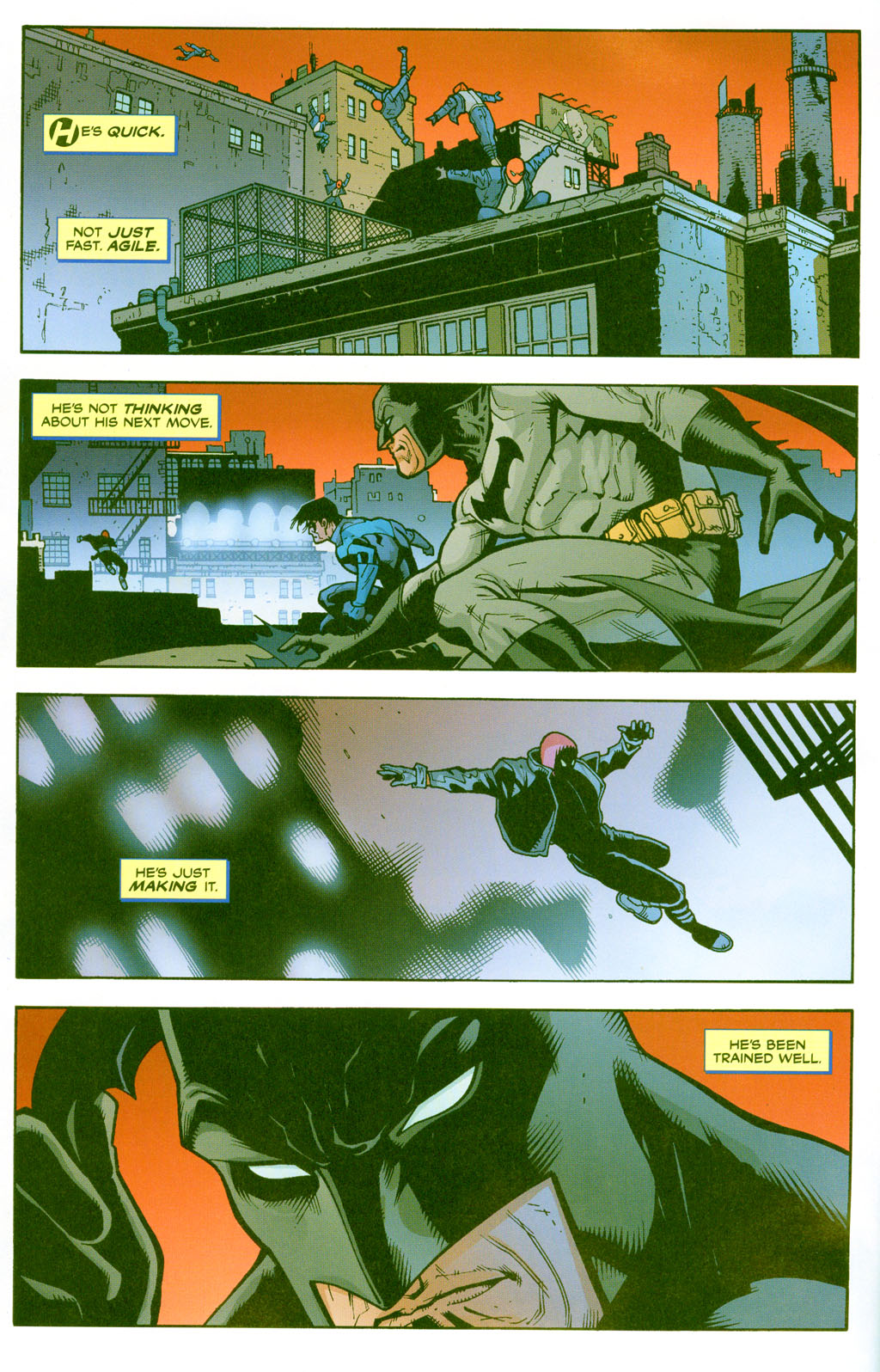 Batman: Under The Hood issue 2 - Page 19