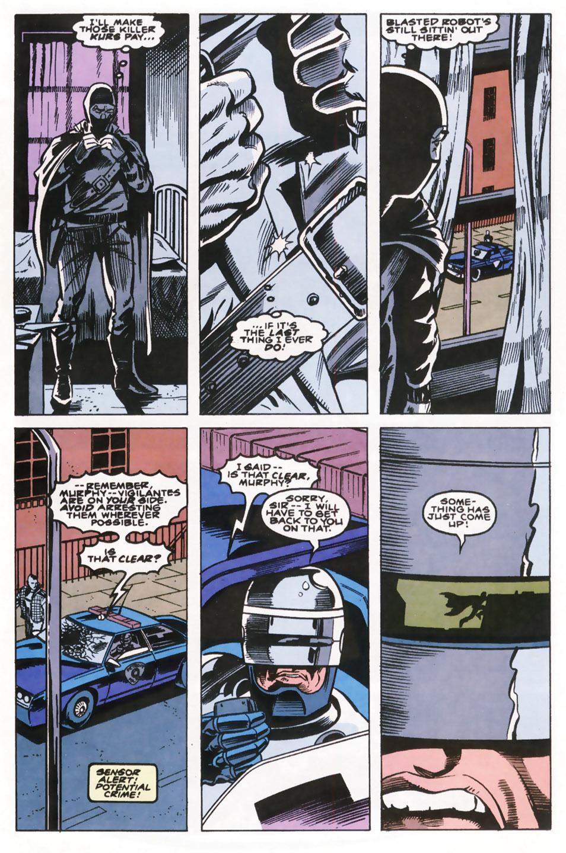 Read online Robocop (1990) comic -  Issue #10 - 7