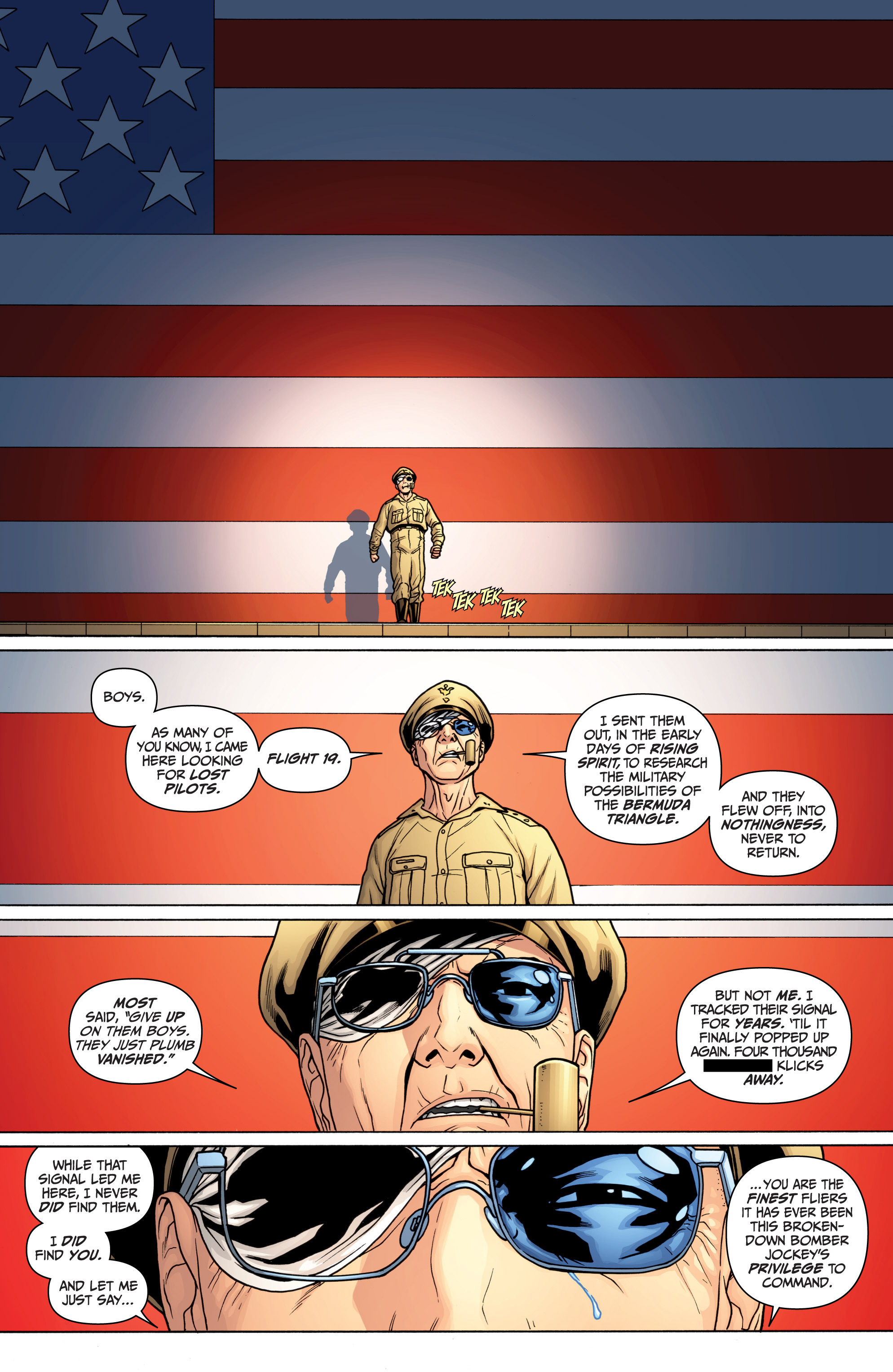 Read online Archer and Armstrong comic -  Issue #12 - 3