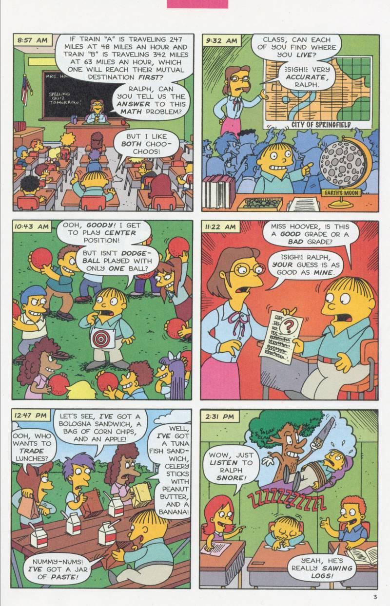 Read online Simpsons Comics Presents Bart Simpson comic -  Issue #6 - 26