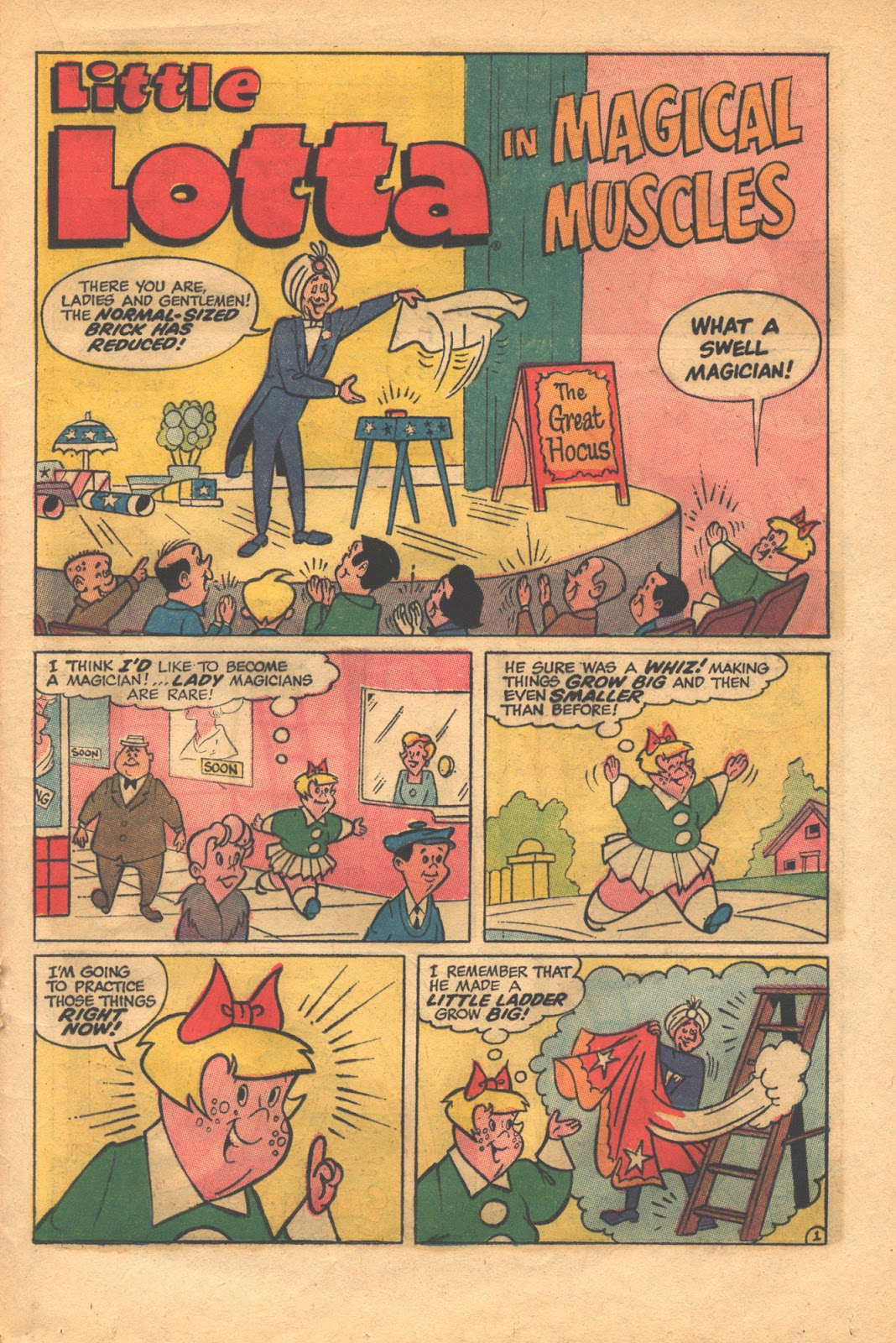 Little Dot (1953) issue 89 - Page 21
