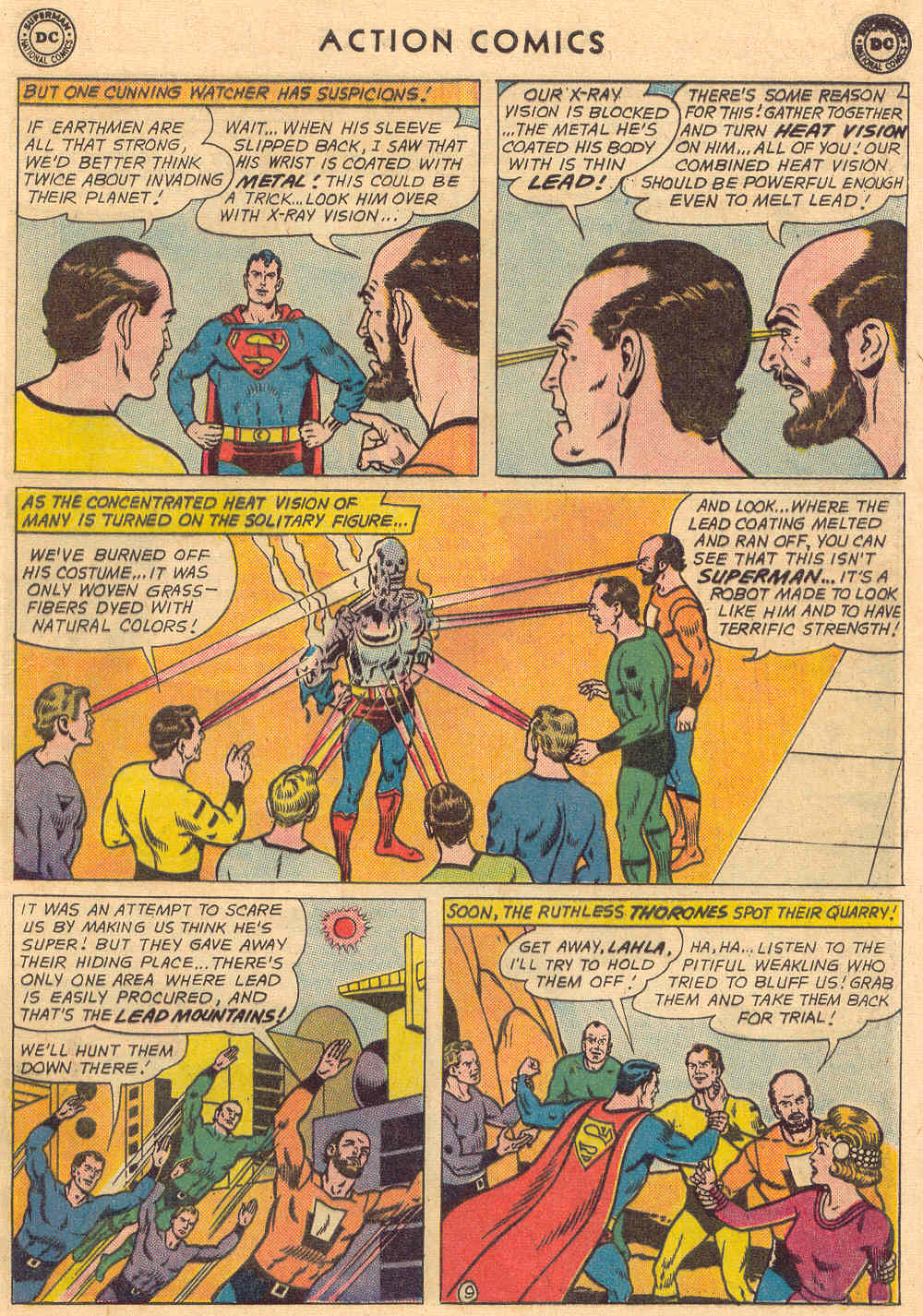 Read online Action Comics (1938) comic -  Issue #321 - 13