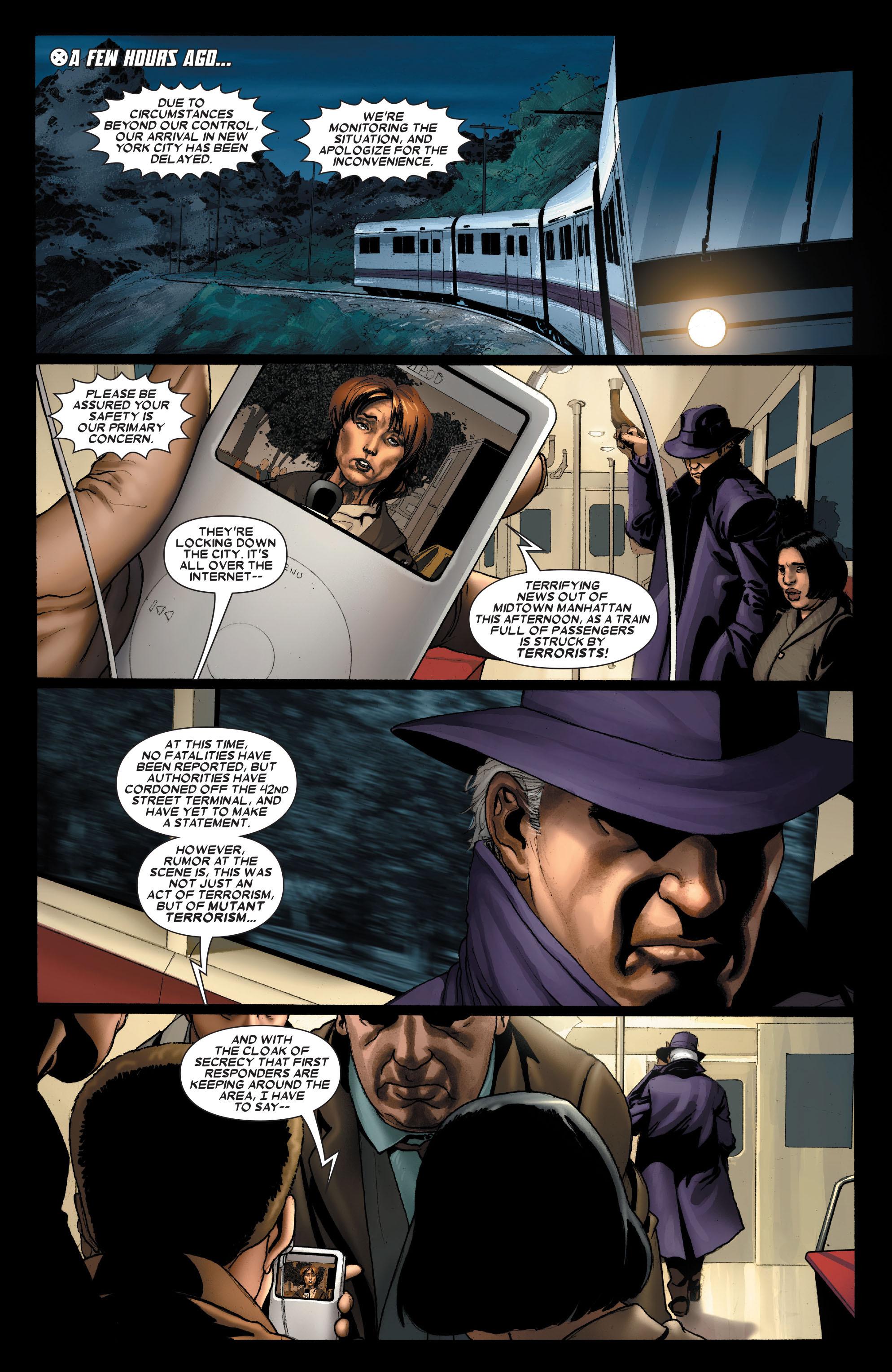 Read online Uncanny X-Men (1963) comic -  Issue #490 - 2