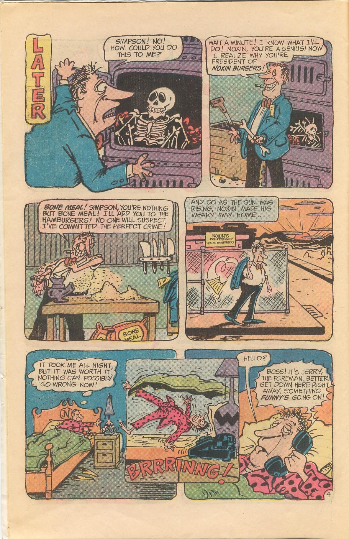 Read online Plop! comic -  Issue #20 - 10