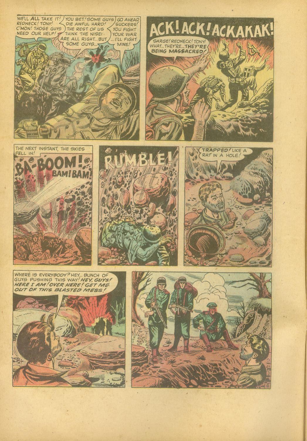 War Adventures issue 1 - Page 6