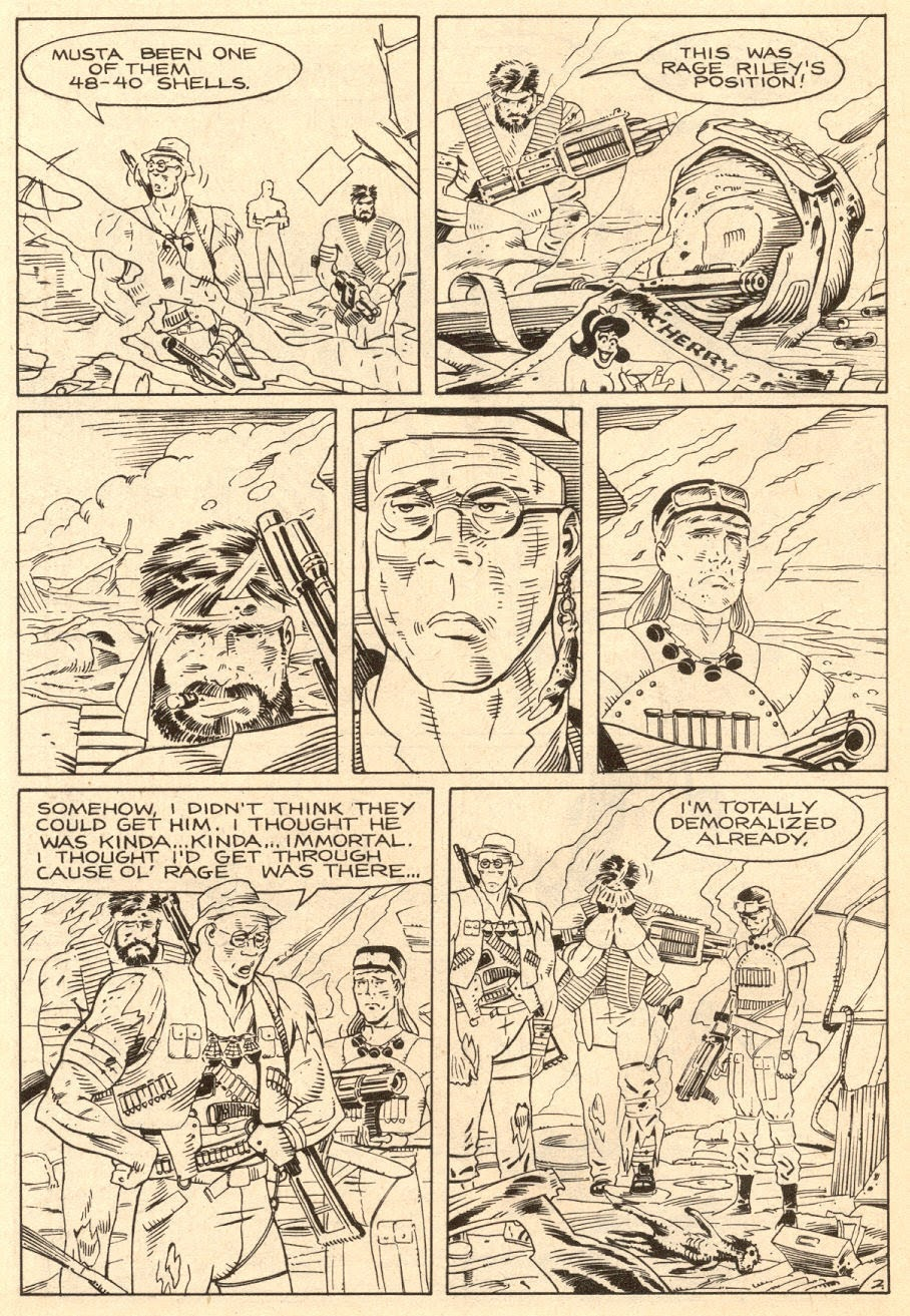 Commies from Mars: The Red Planet issue 6 - Page 27