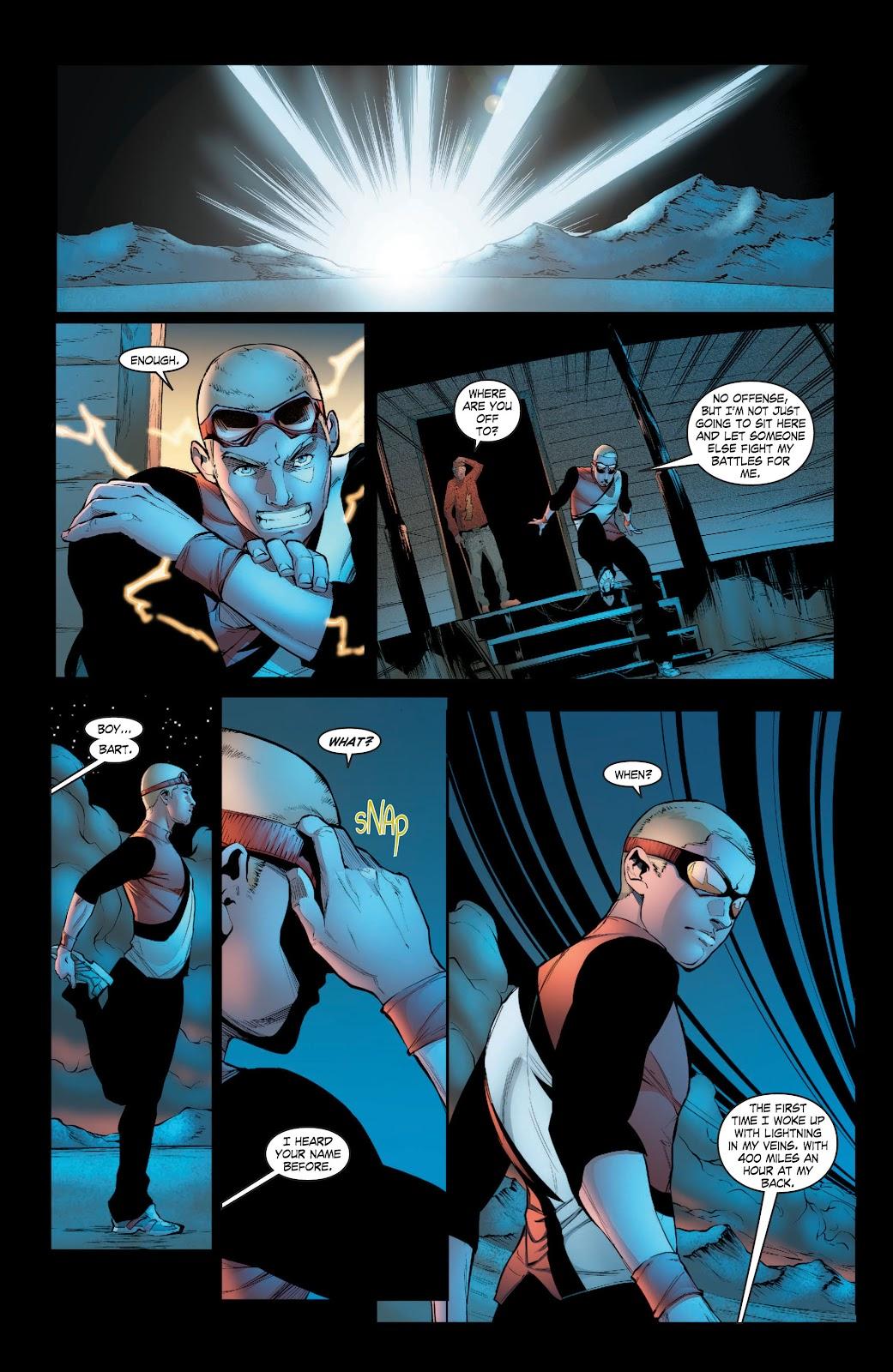 Read online Smallville Season 11 [II] comic -  Issue # TPB 3 - 99