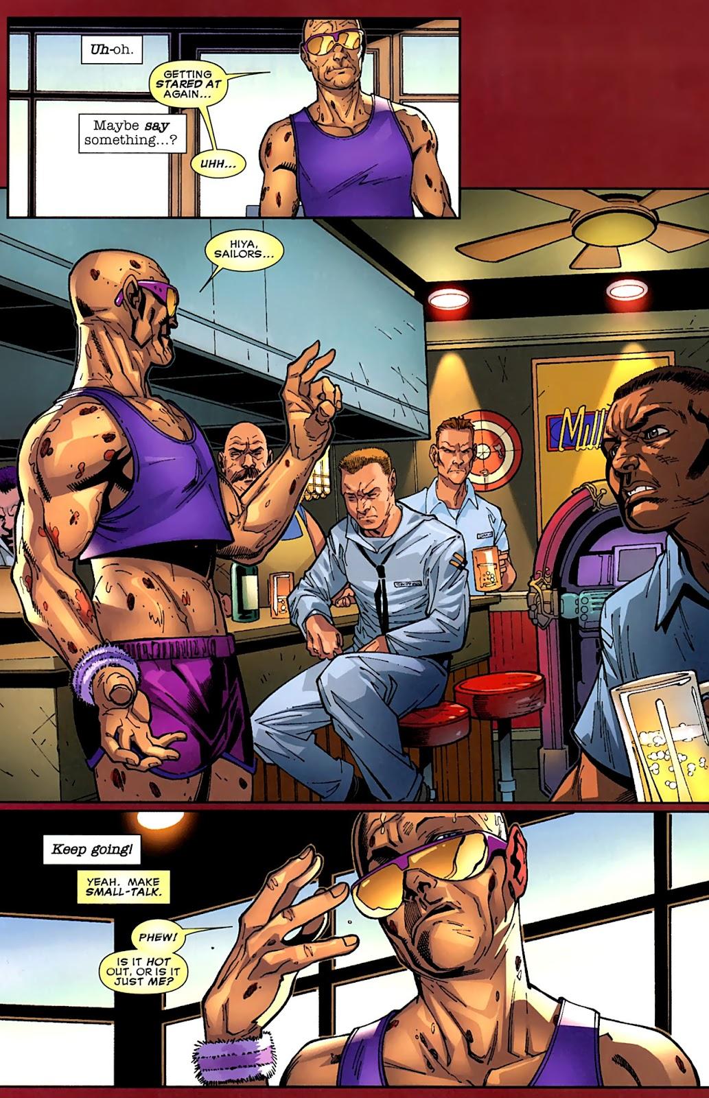 Read online Deadpool (2008) comic -  Issue #15 - 22