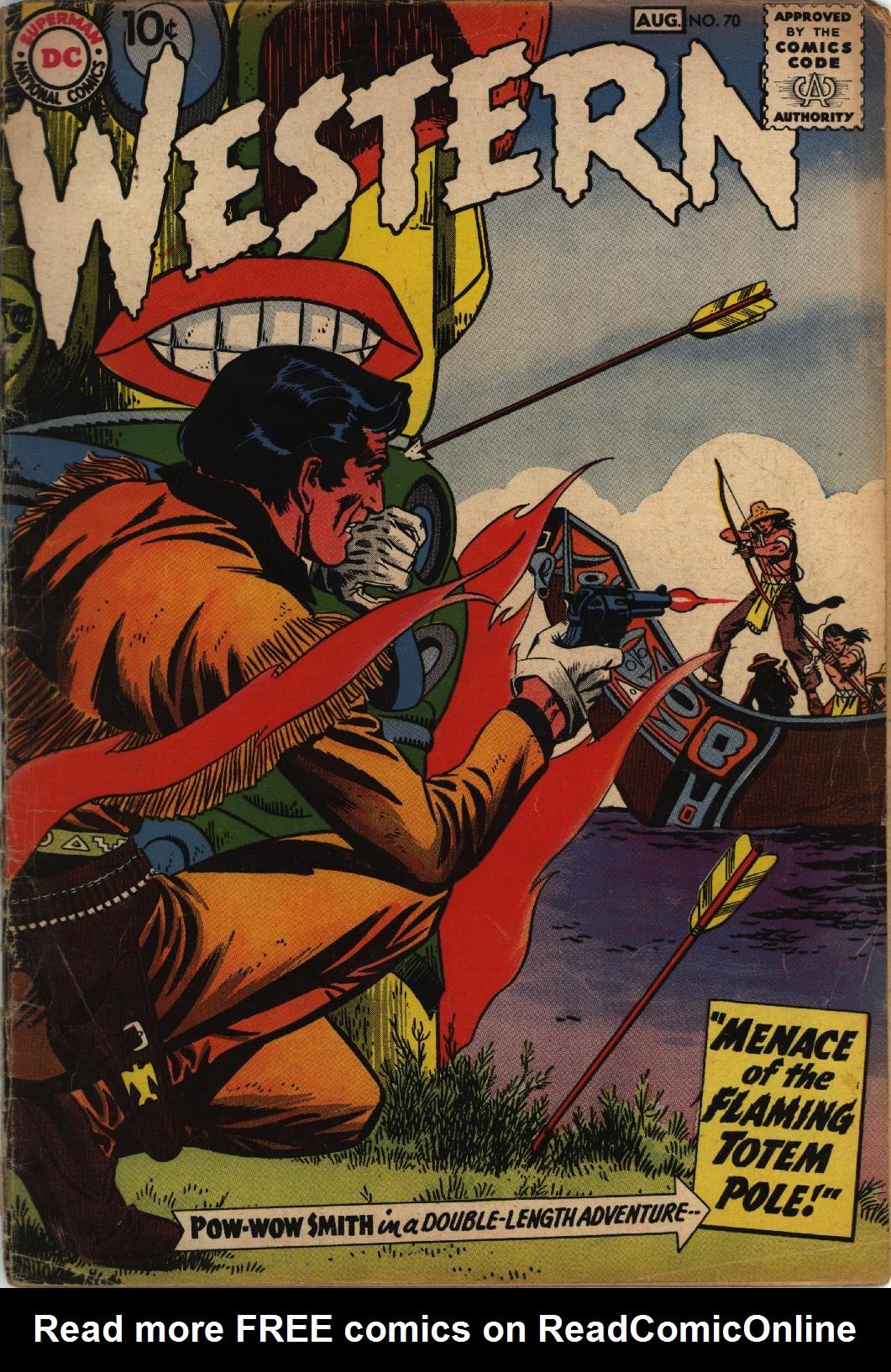 Western Comics 70 Page 1