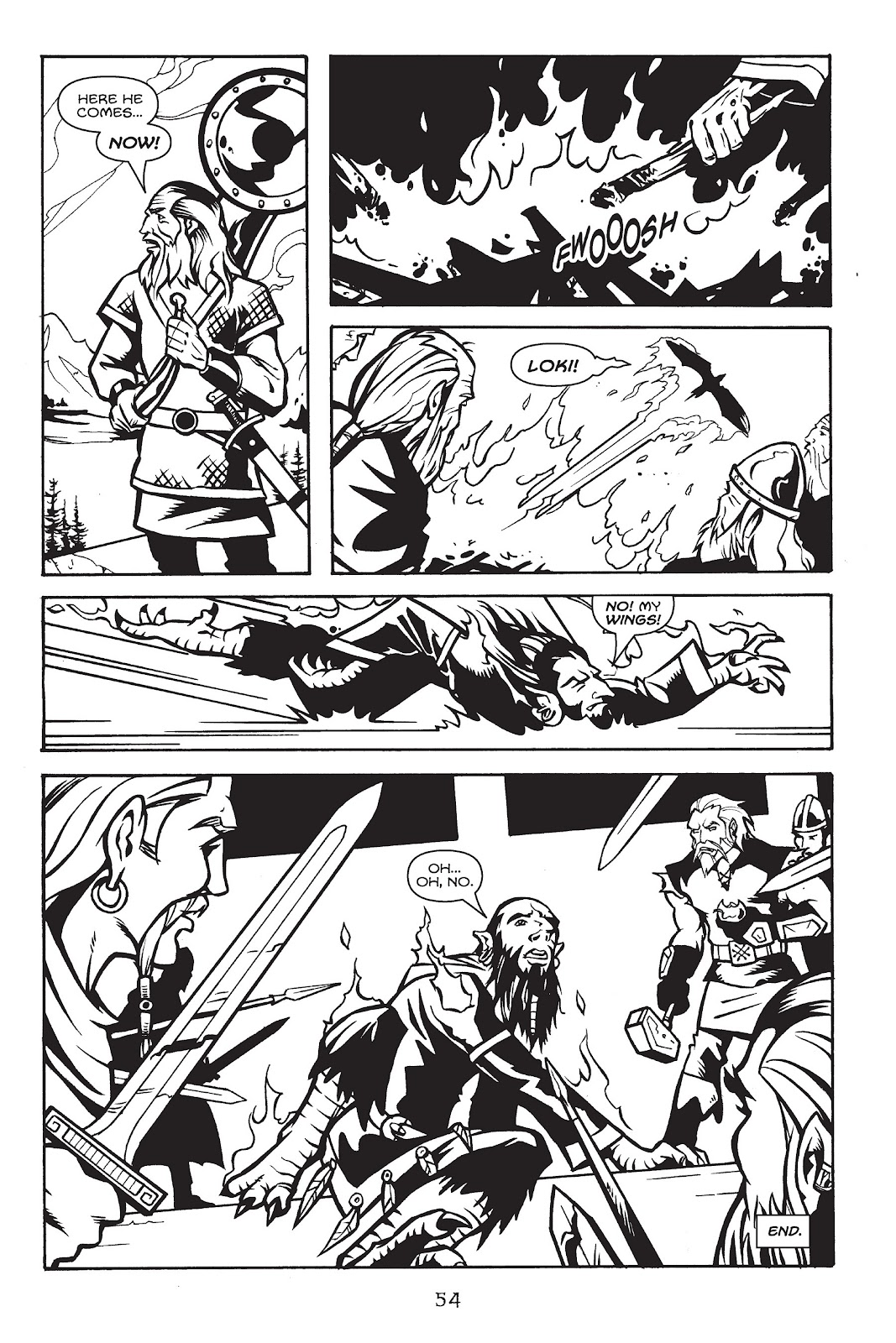 Read online Gods of Asgard comic -  Issue # TPB (Part 1) - 55