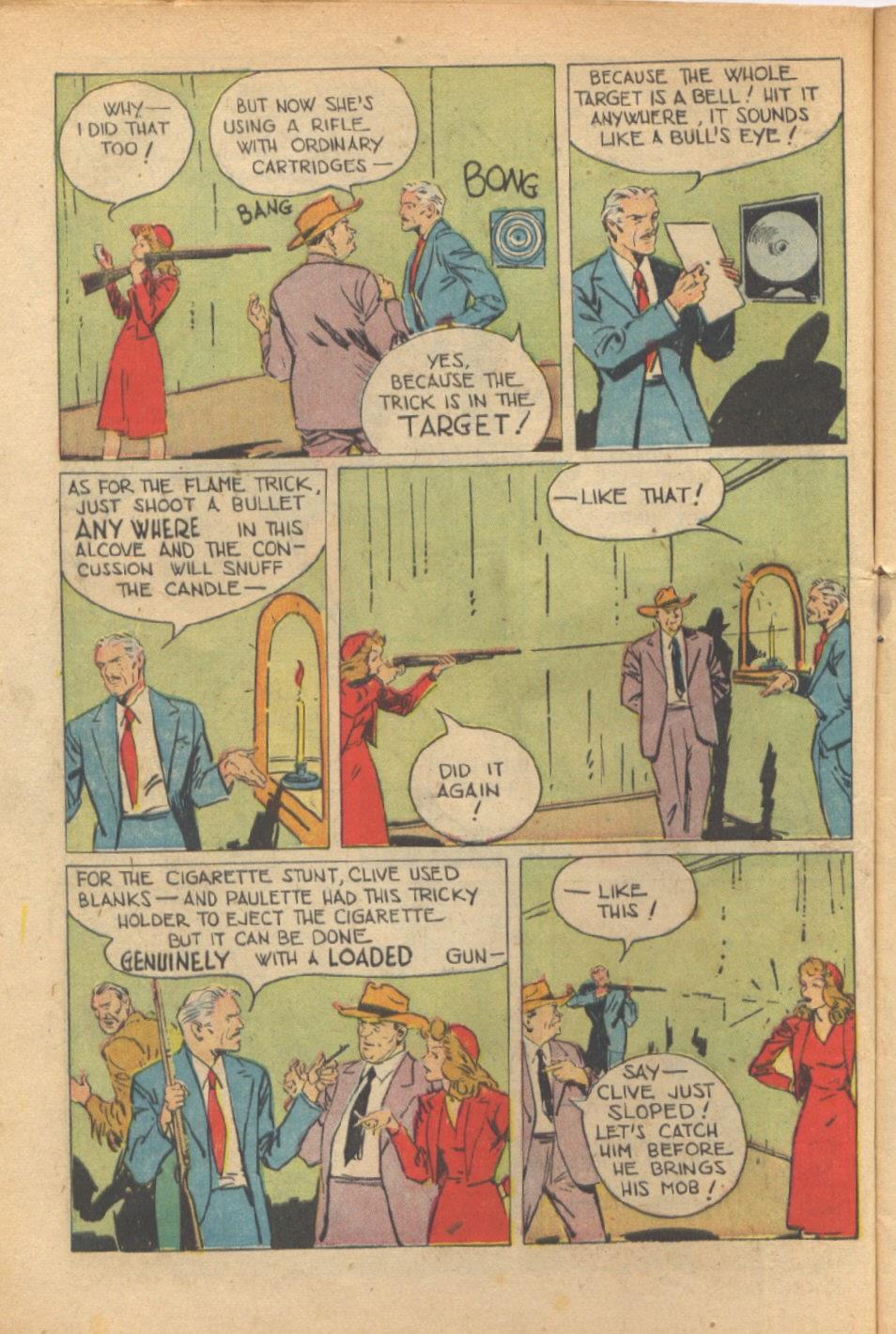 Read online Super-Magician Comics comic -  Issue #37 - 13