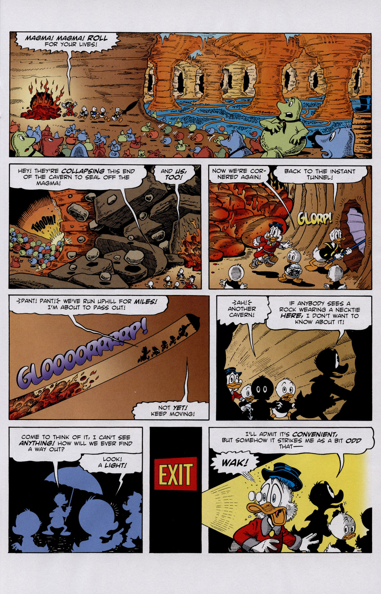 Read online Uncle Scrooge (1953) comic -  Issue #401 - 21
