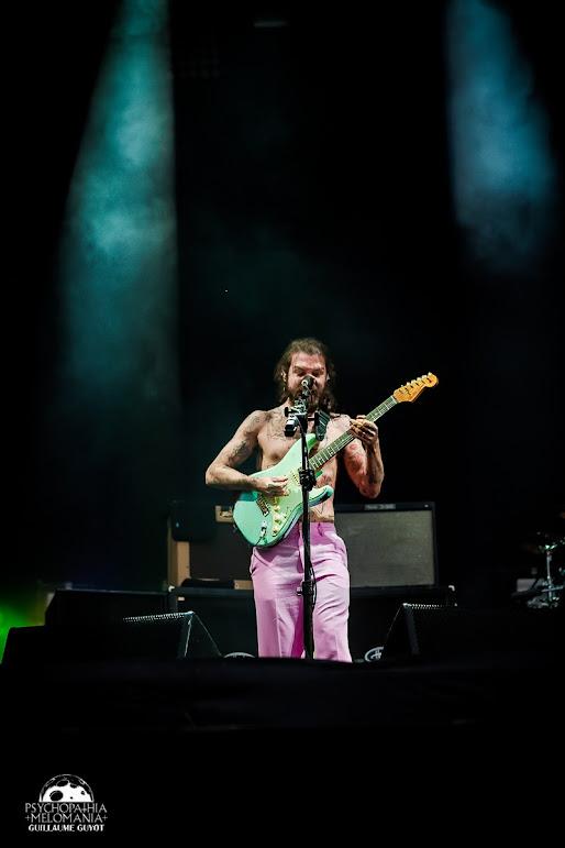 Biffy Clyro @Main Square Festival 2017, Arras 30/06/2017