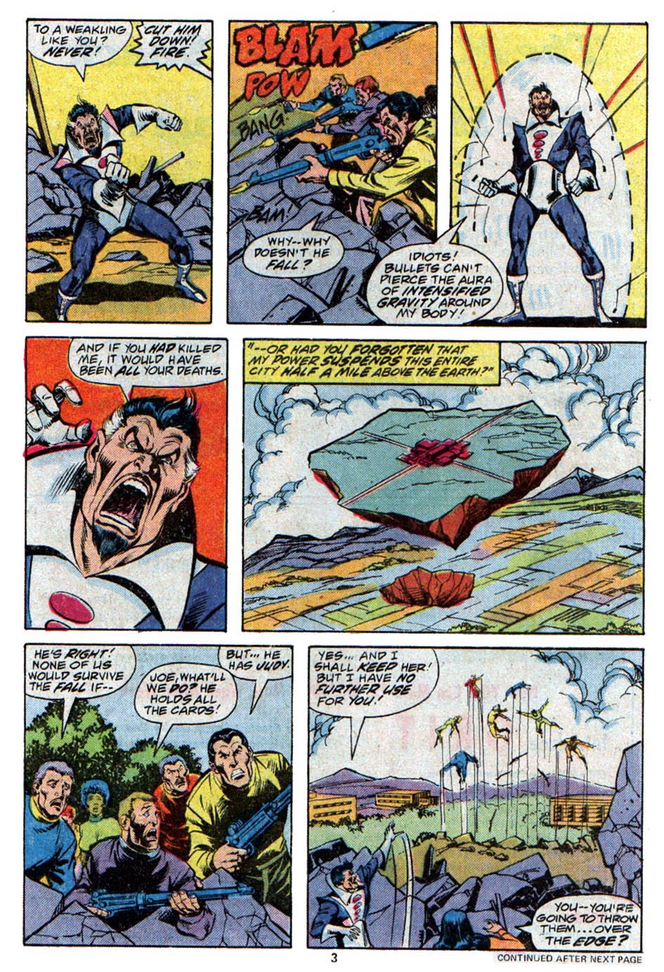 The Avengers (1963) 159 Page 3