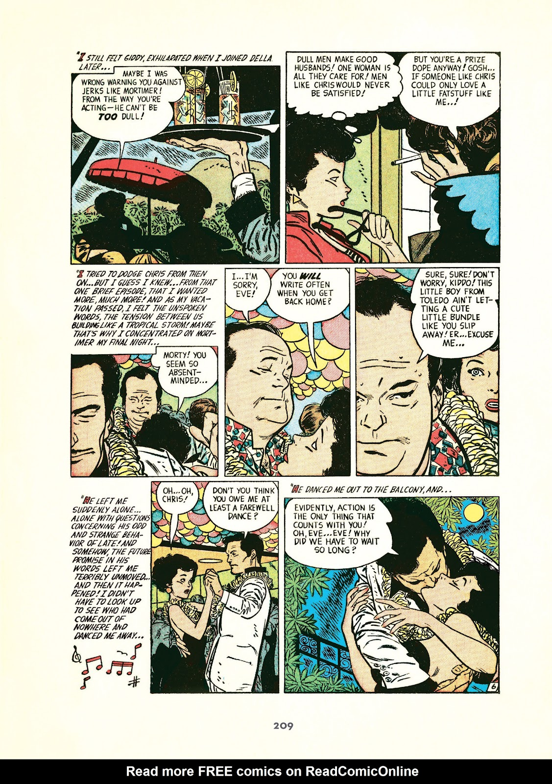 Read online Setting the Standard: Comics by Alex Toth 1952-1954 comic -  Issue # TPB (Part 3) - 10
