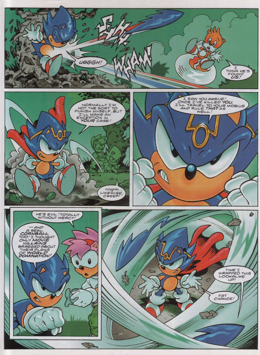 Read online Sonic the Comic comic -  Issue #168 - 6