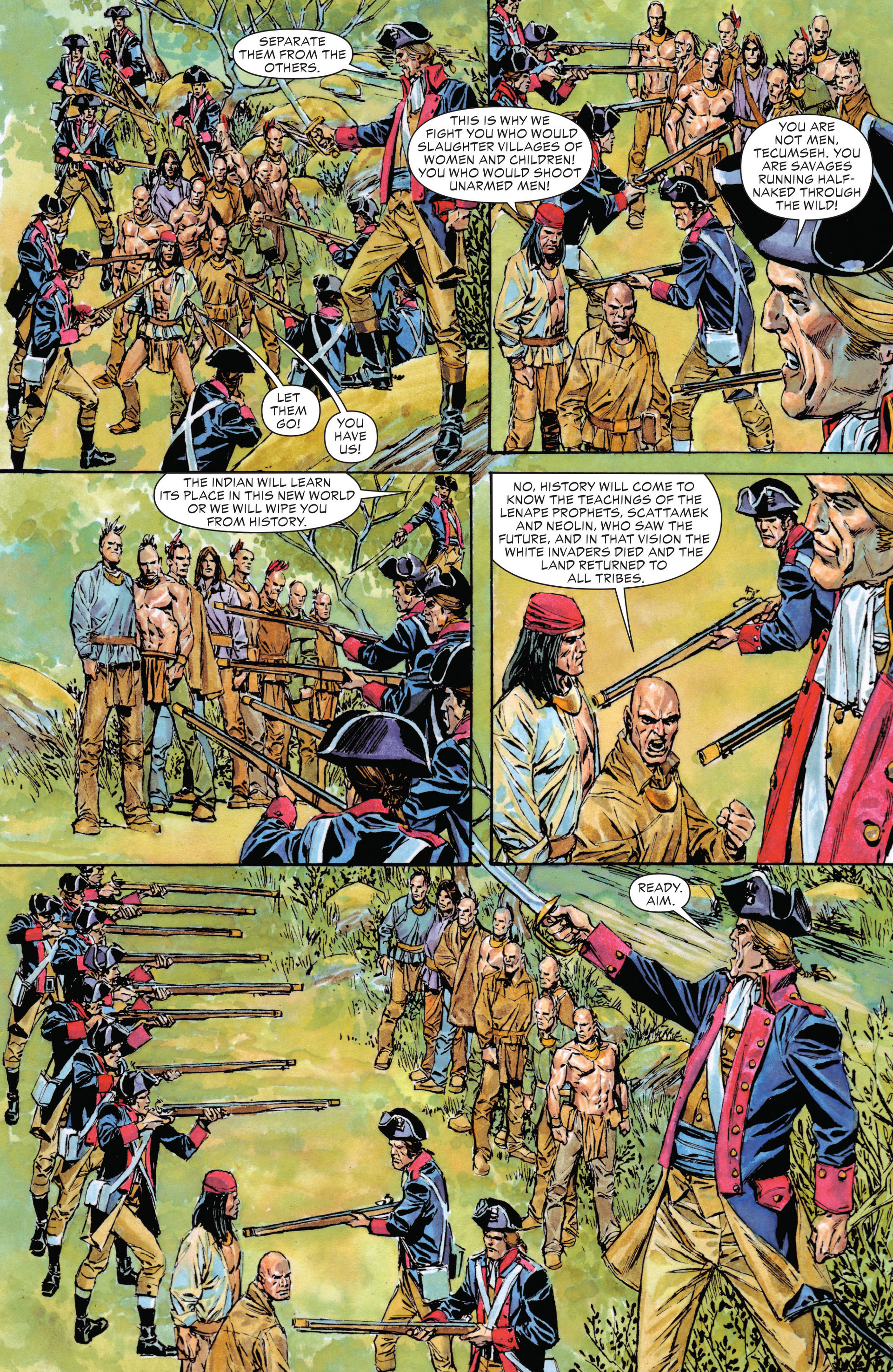 Read online All-Star Western (2011) comic -  Issue #15 - 22