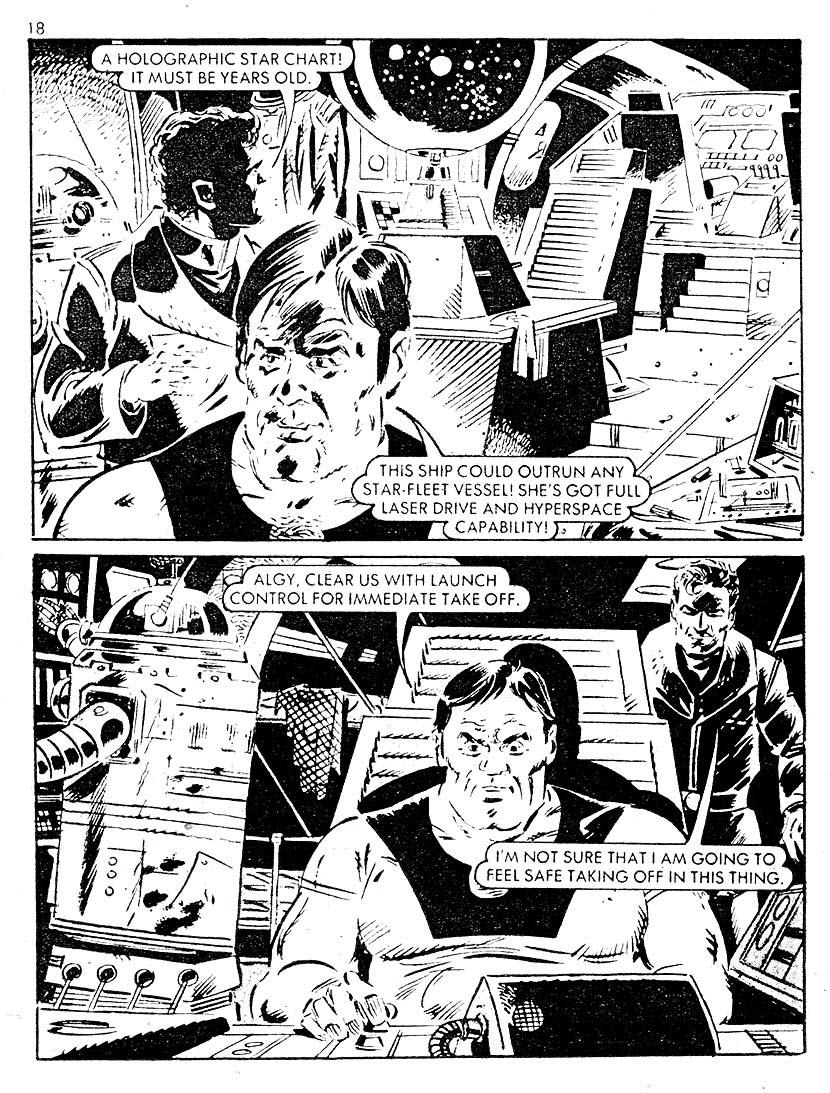 Starblazer issue 30 - Page 18